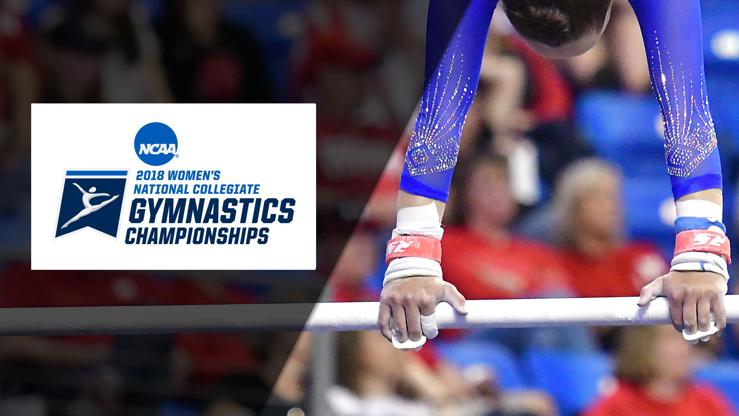 Uneven Bars Cam - 2018 NCAA Women's Gymnastics Championships (Semifinal #2)
