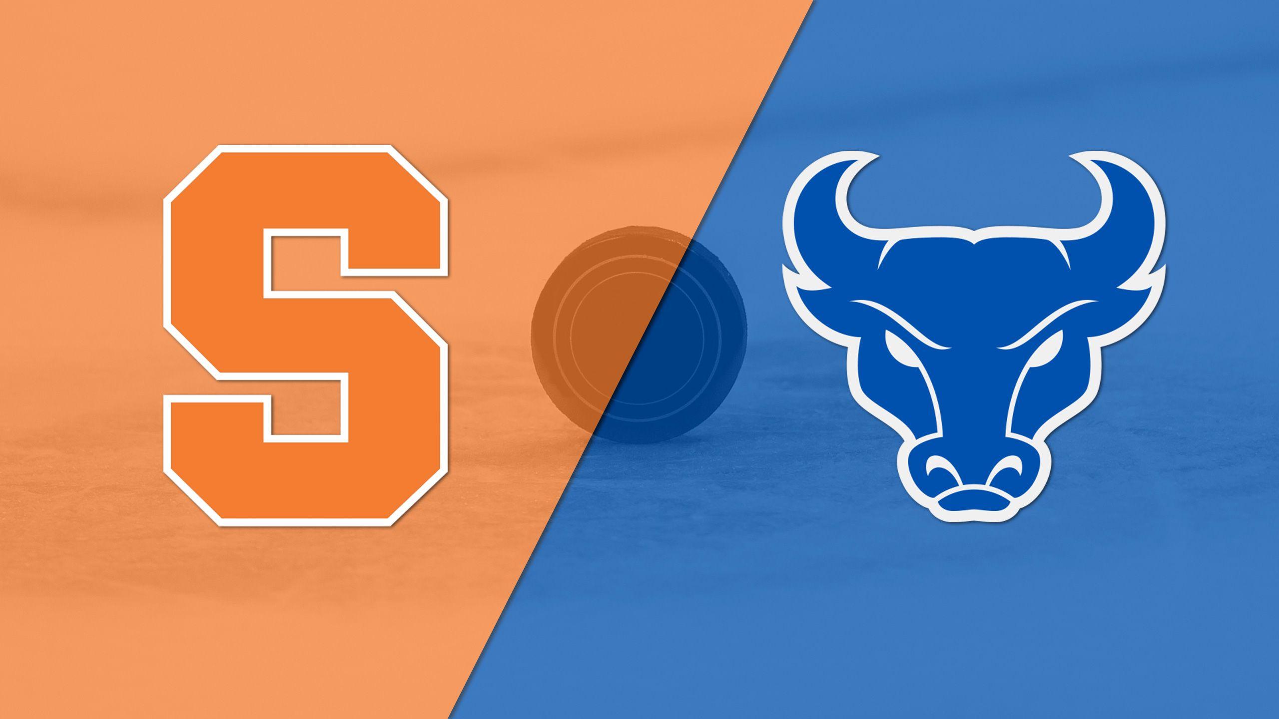 Syracuse vs. Buffalo (M Hockey)