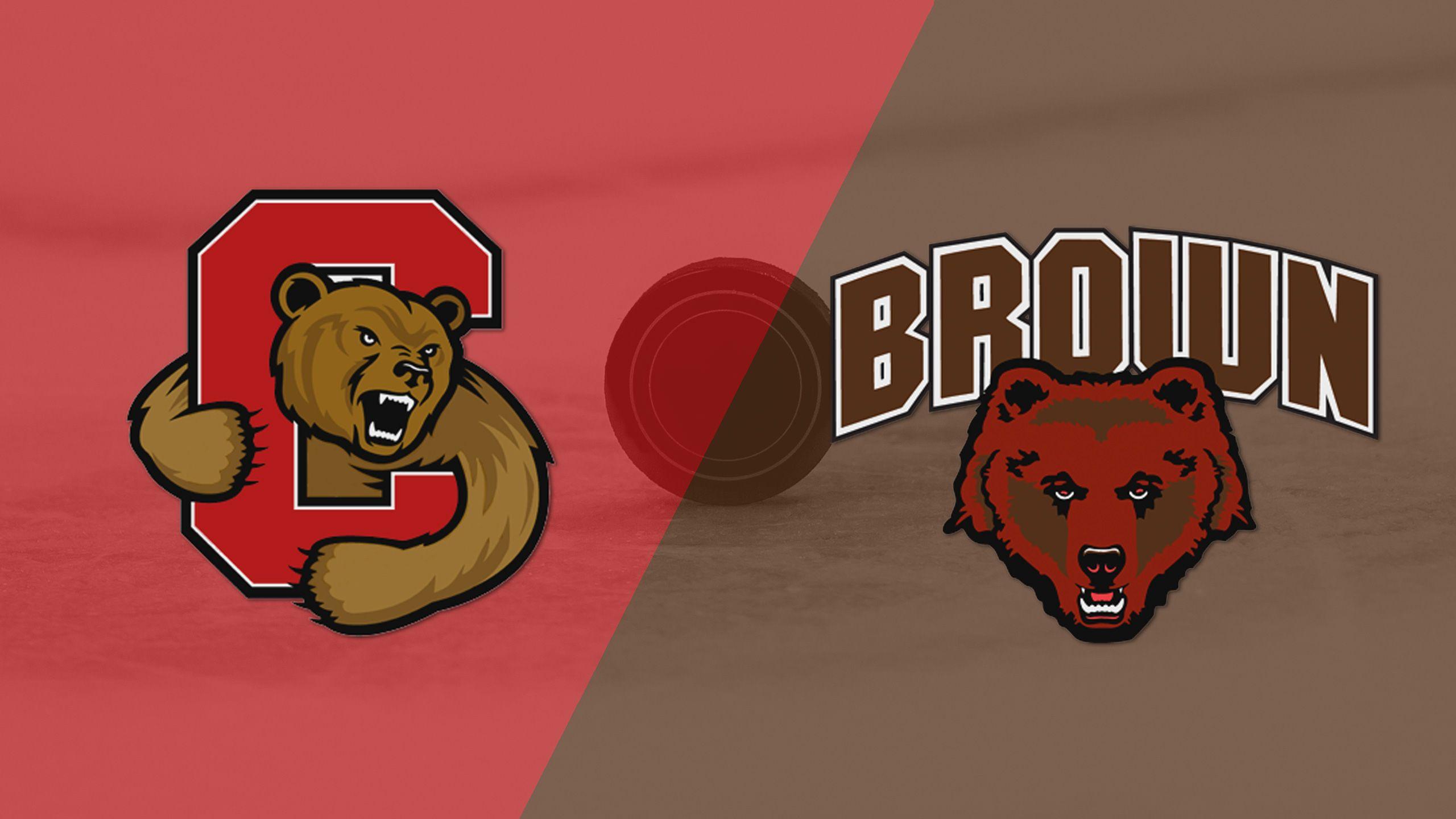 #4 Cornell vs. Brown (M Hockey)
