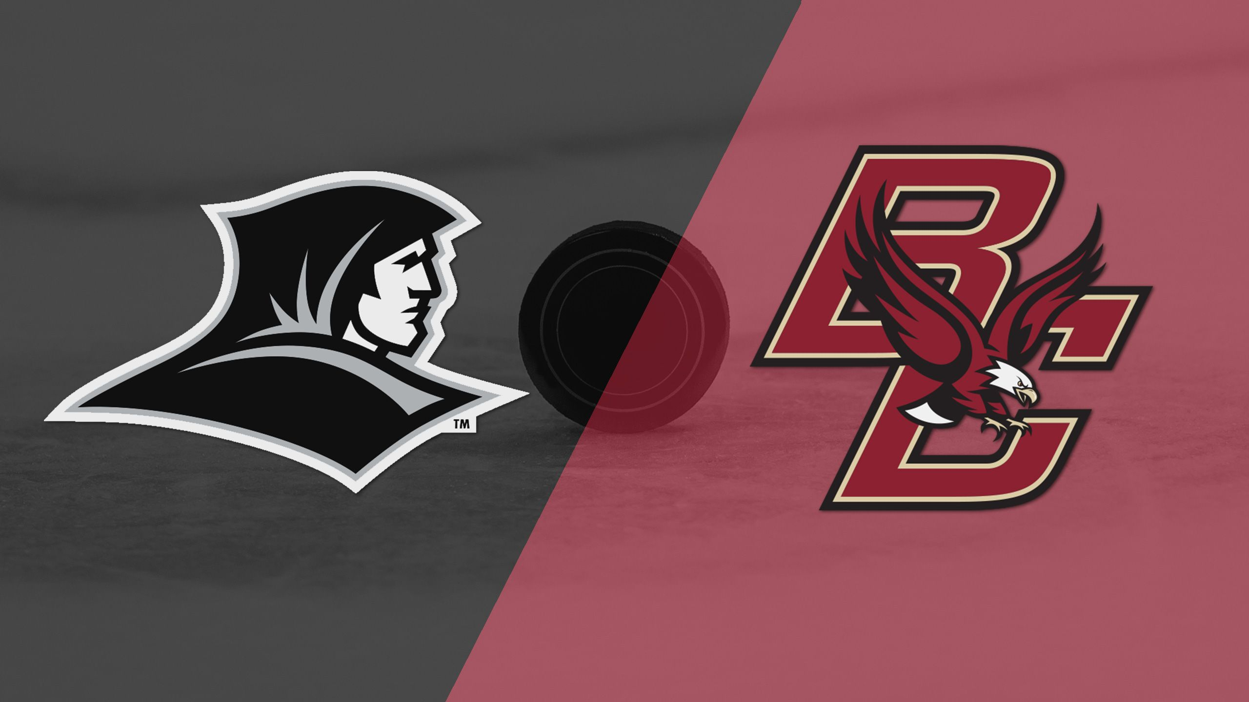 #10 Providence vs. Boston College (M Hockey)