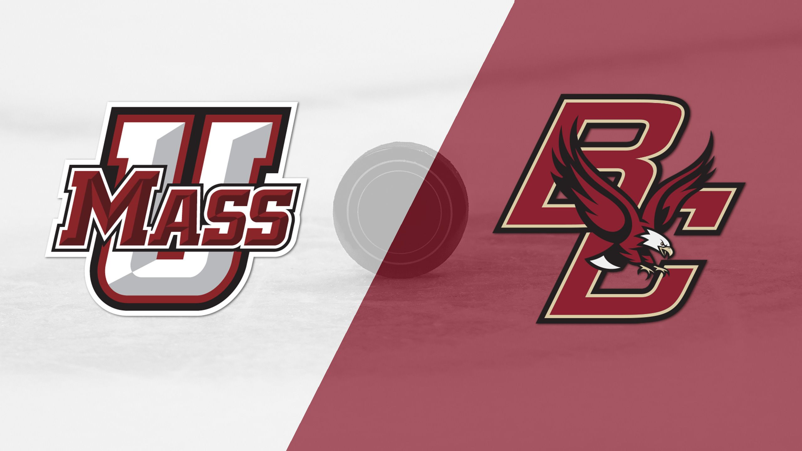 UMass vs. Boston College (M Hockey)