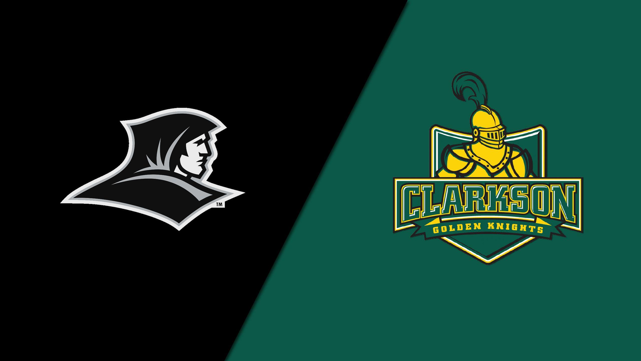 #2 Providence vs. #3 Clarkson (East Regional Semifinal #2) (NCAA Men's Hockey Championship)