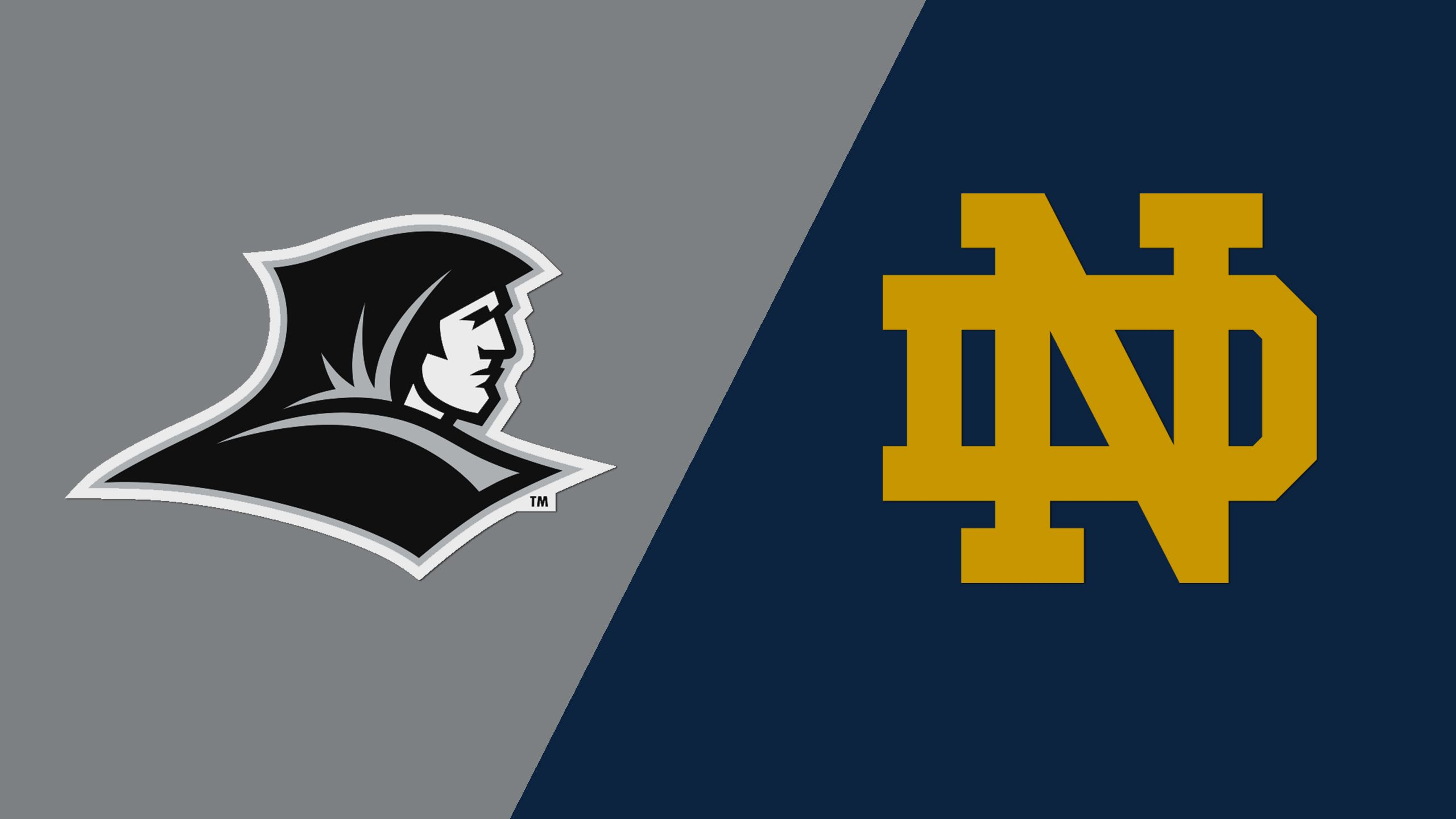 #2 Providence vs. #1 Notre Dame (East Regional Final) (NCAA Men's Hockey Championship)