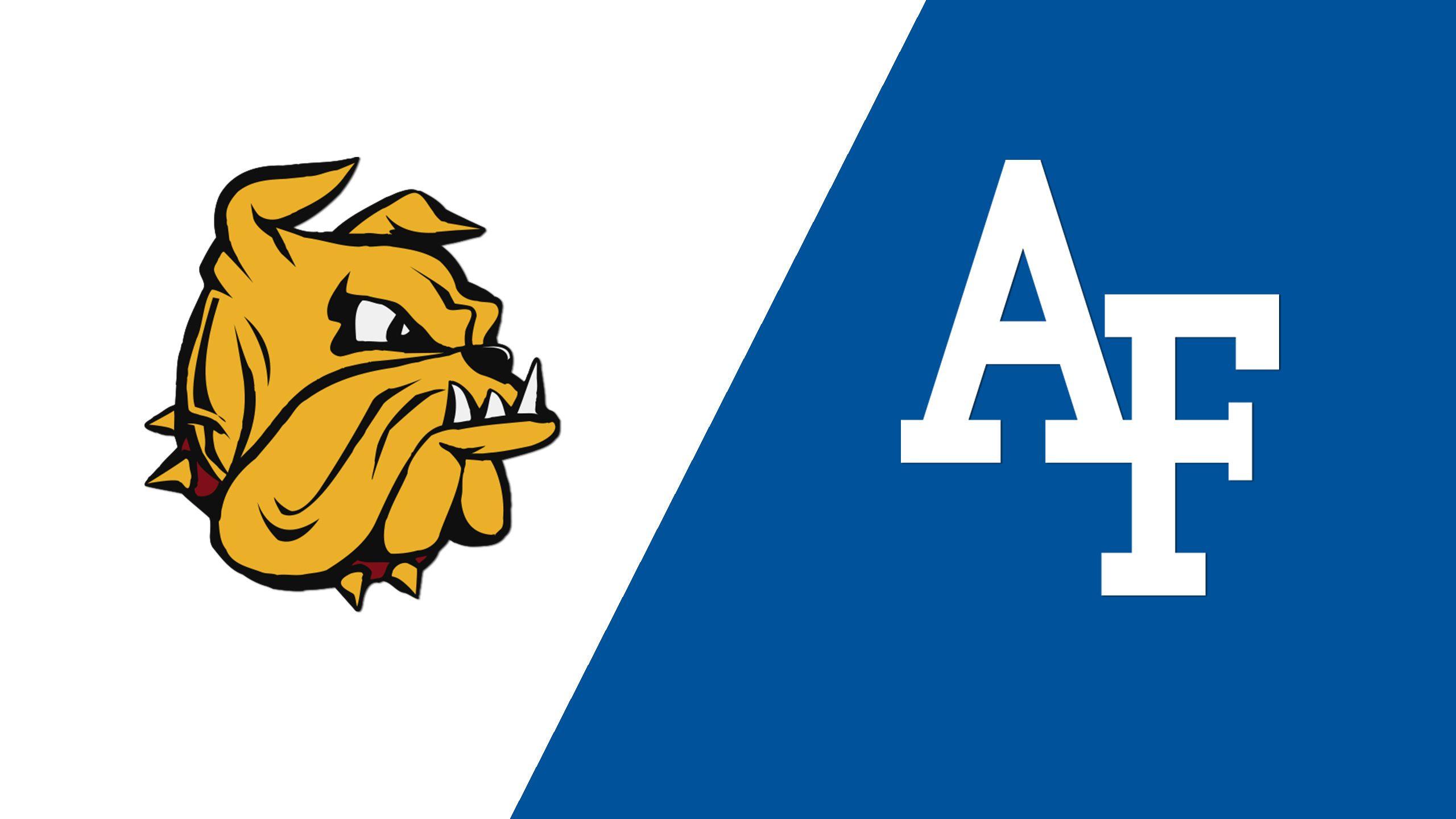 #4 Air Force vs. #3 Minnesota Duluth (West Regional Final) (NCAA Men's Hockey Championship)