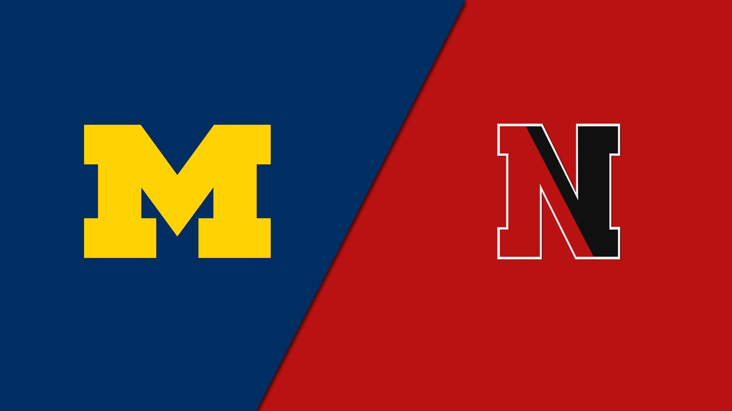 #2 Michigan vs. #3 Northeastern (Northeast Regional Semifinal #2) (NCAA Men's Hockey Championship)