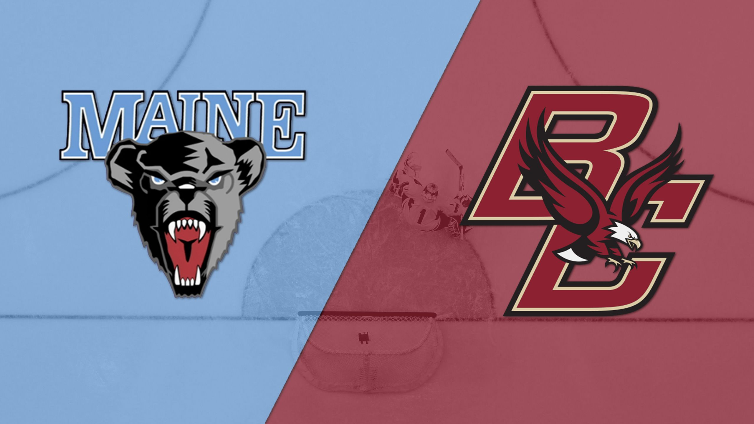 Maine vs. Boston College (M Hockey)