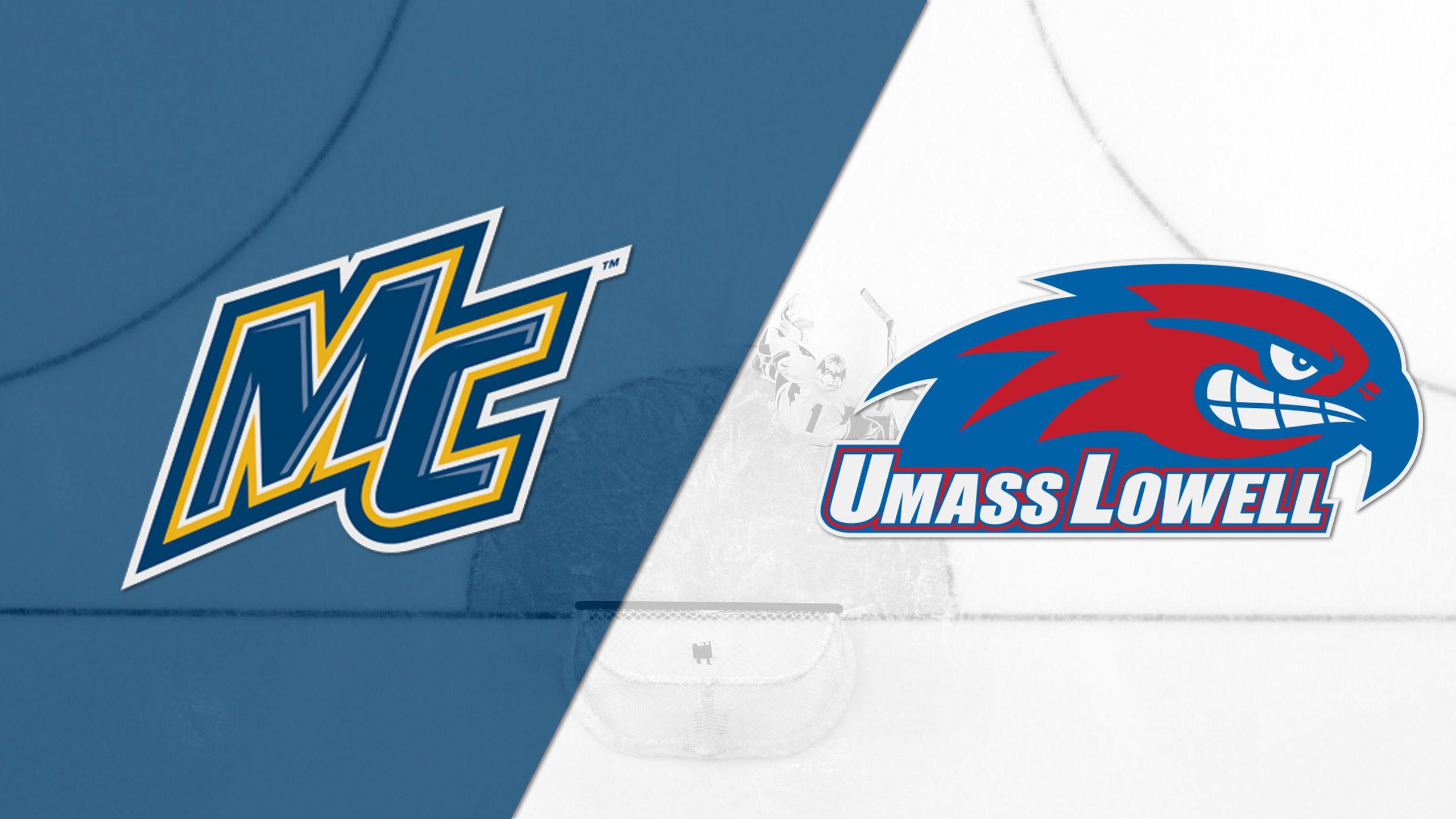 Merrimack vs. UMass Lowell (M Hockey)