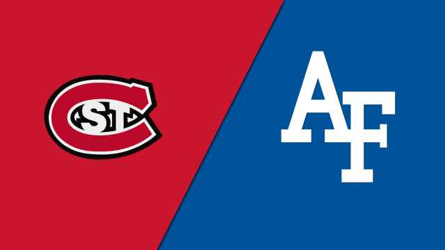 #1 St. Cloud State vs. #4 Air Force (West Regional Semifinal #1) (NCAA Men's Hockey Championship)