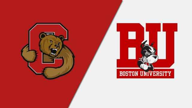 #1 Cornell vs. #4 Boston University (Northeast Regional Semifinal #1) (NCAA Men's Hockey Championship)