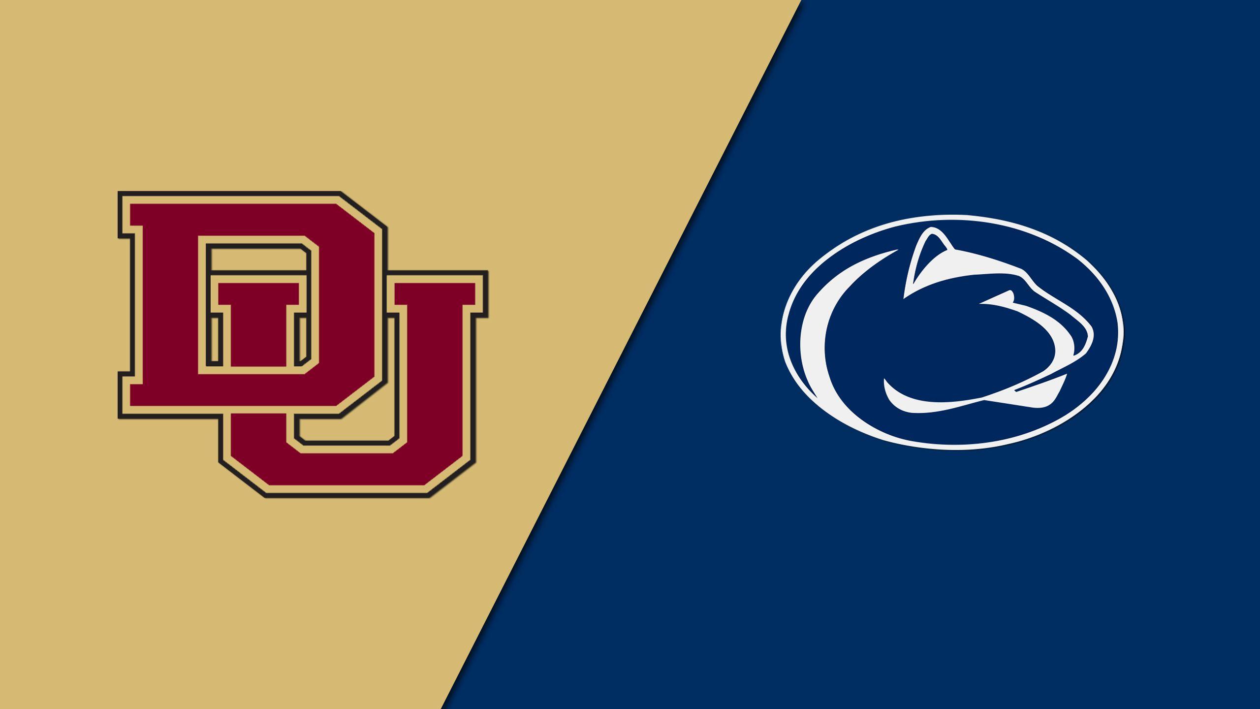 #2 Denver vs. #3 Penn State (Midwest Regional Semifinal #2) (NCAA Men's Hockey Championship)