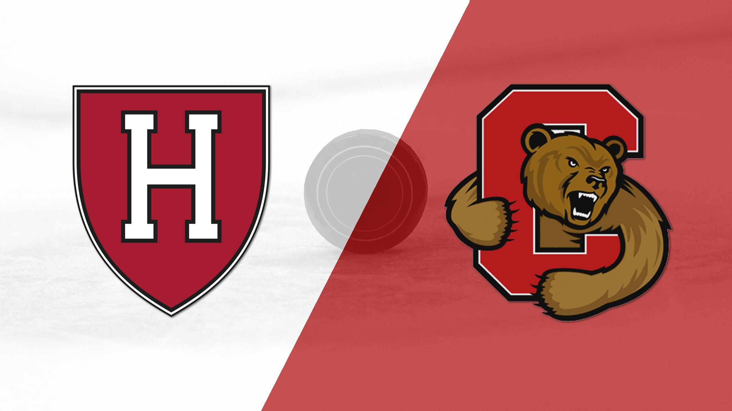 Harvard vs. #6 Cornell (W Hockey)