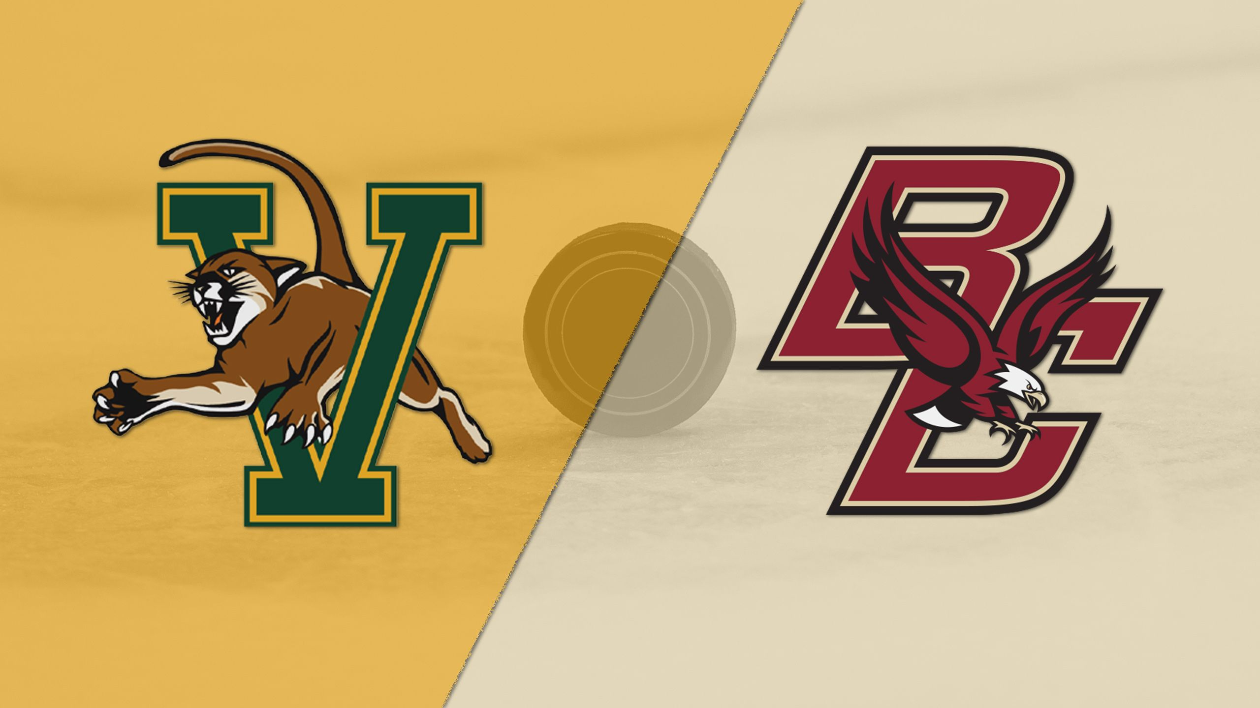 Vermont vs. #3 Boston College (W Hockey)