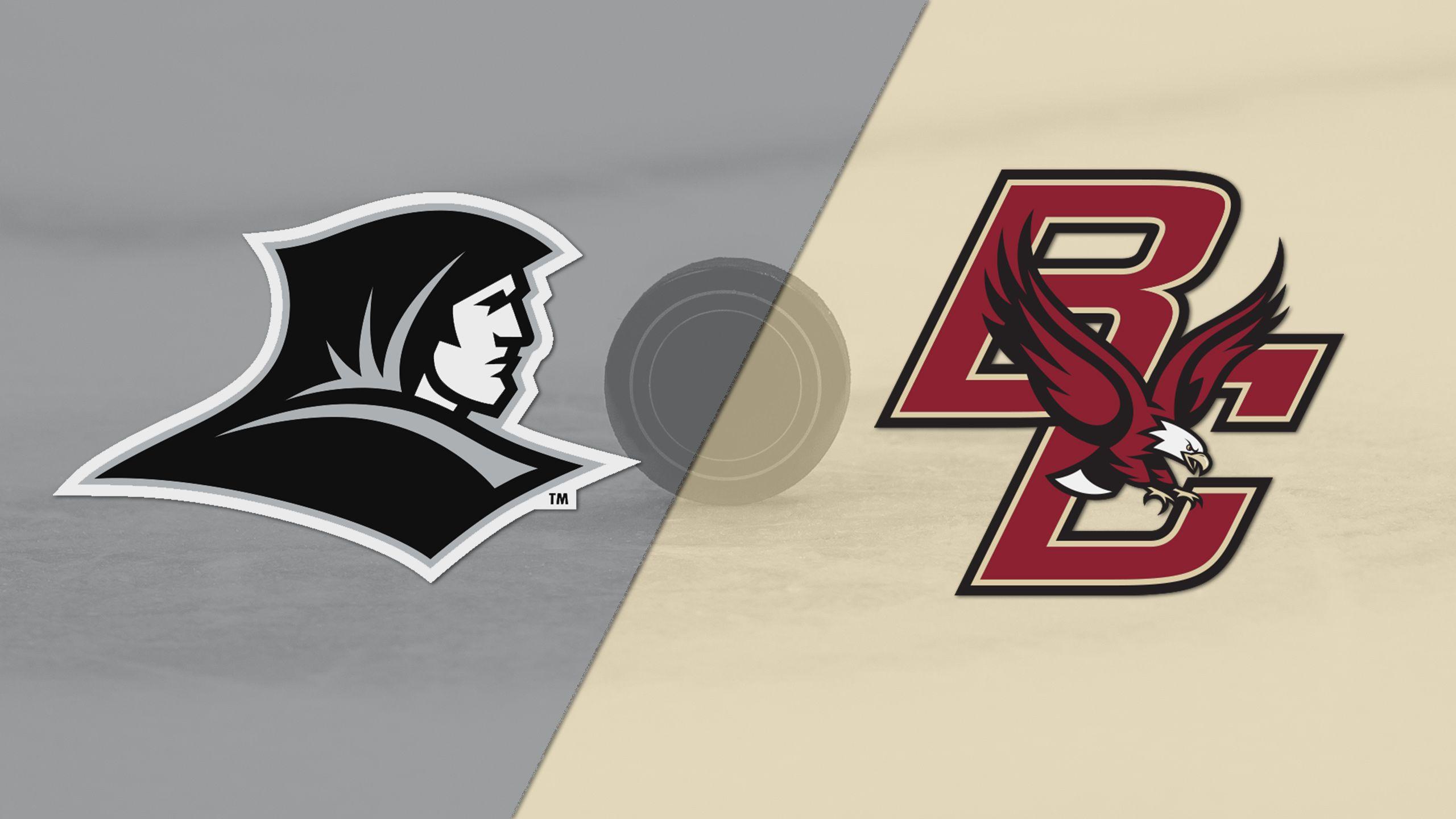 #10 Providence vs. #2 Boston College (W Hockey)