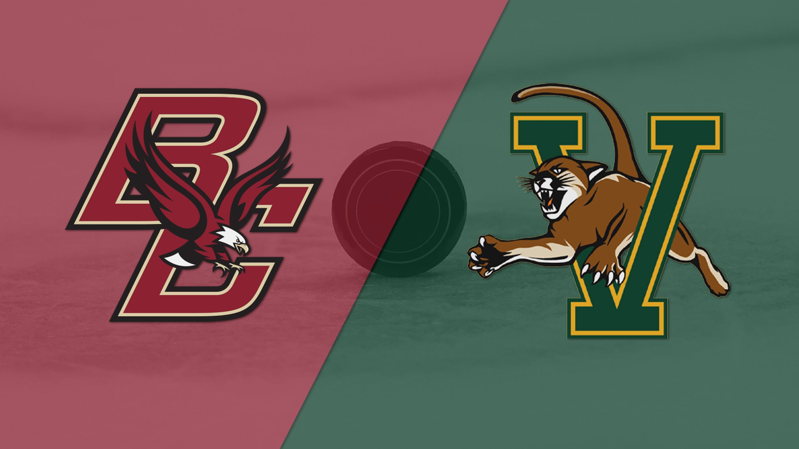Vermont vs. #3 Boston College (Conference Quarterfinals Game 1) (W Hockey)