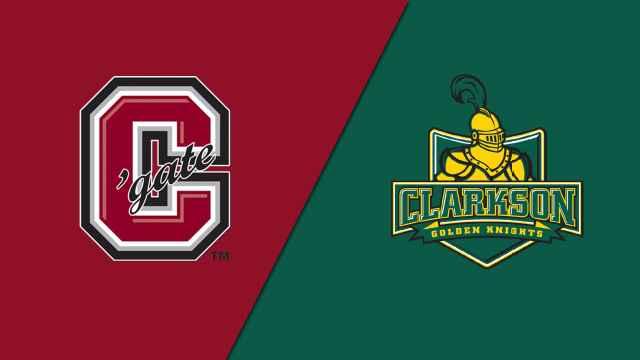Colgate vs. Clarkson (Championship) (ECAC Women's Hockey Championship)