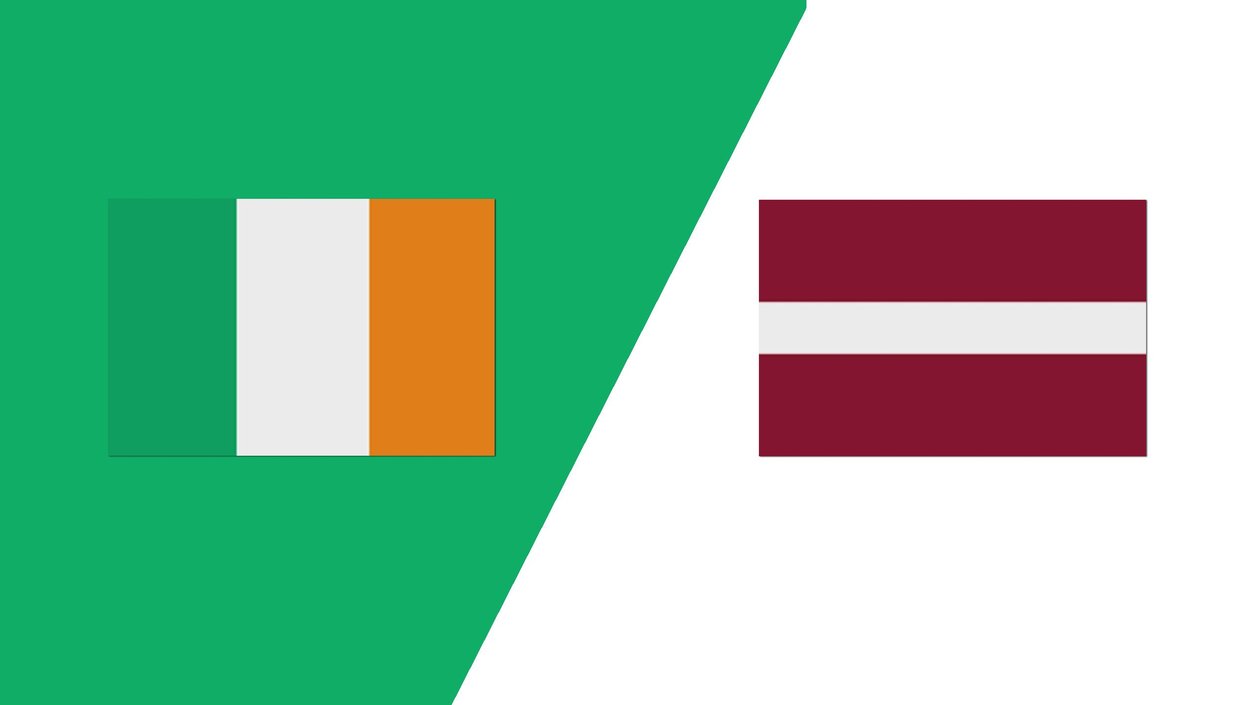 Ireland vs. Latvia (2018 FIL World Lacrosse Championships) (re-air)