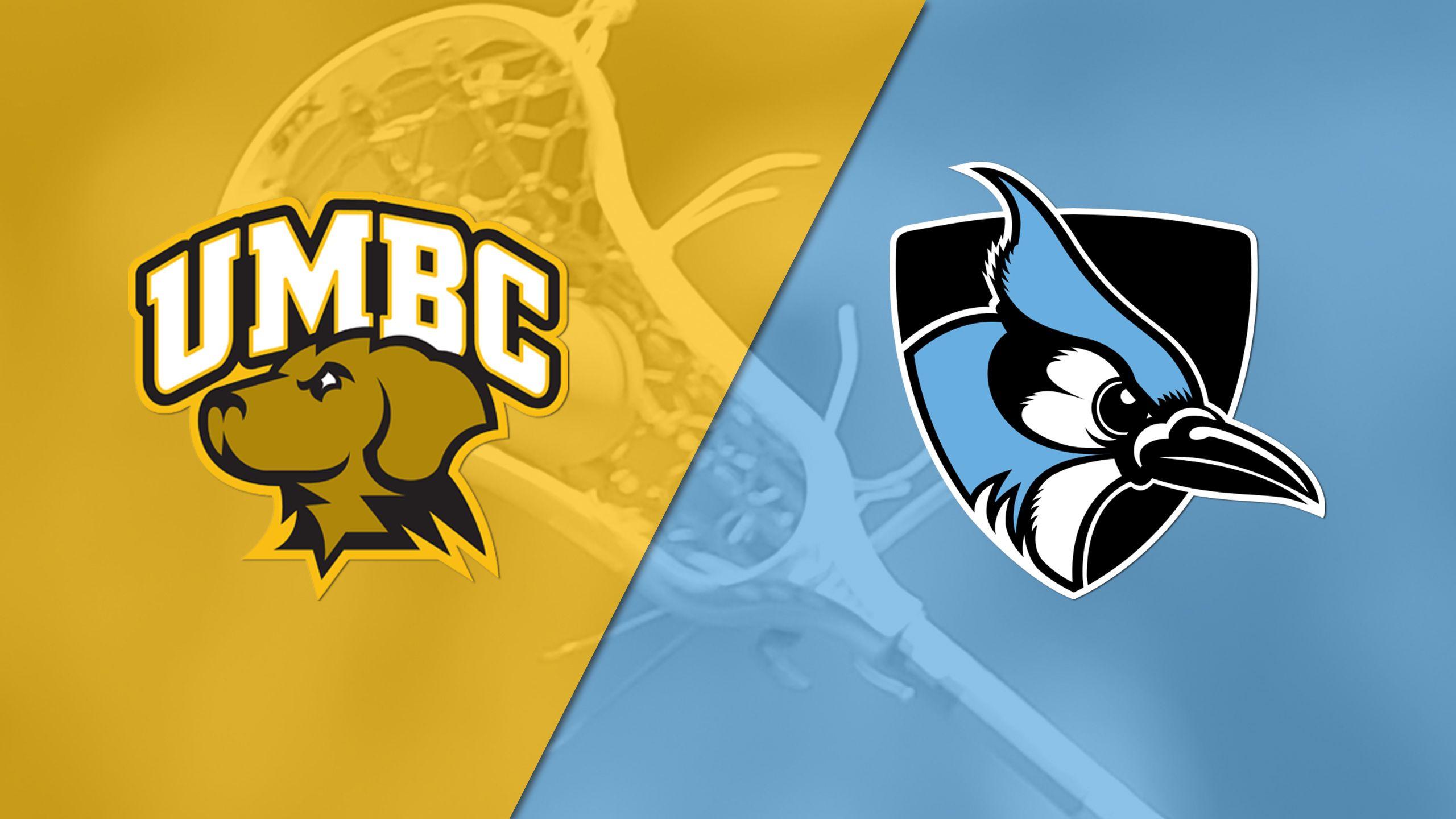 UMBC vs. #9 Johns Hopkins (M Lacrosse)