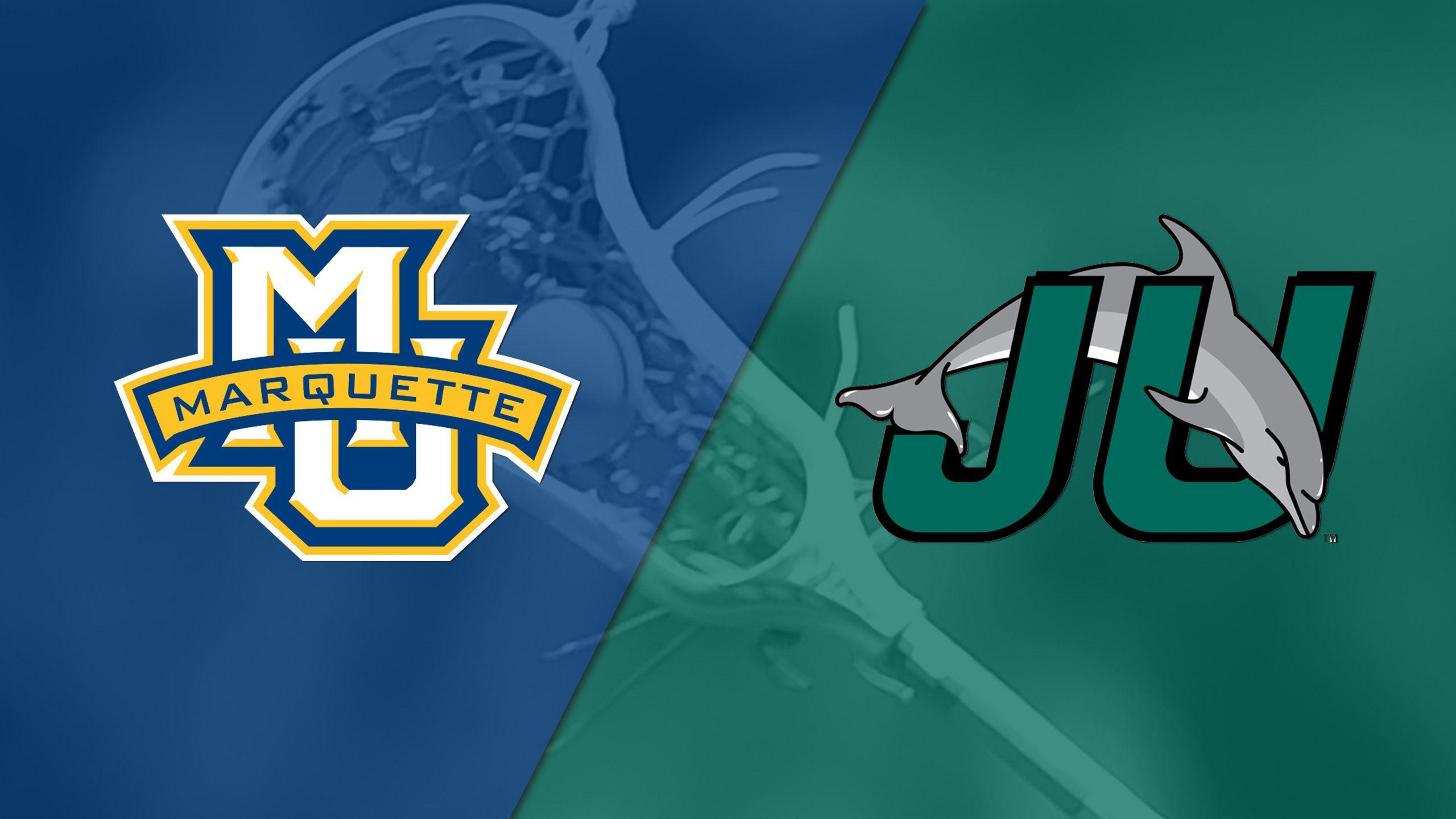 #20 Marquette vs. Jacksonville (M Lacrosse)