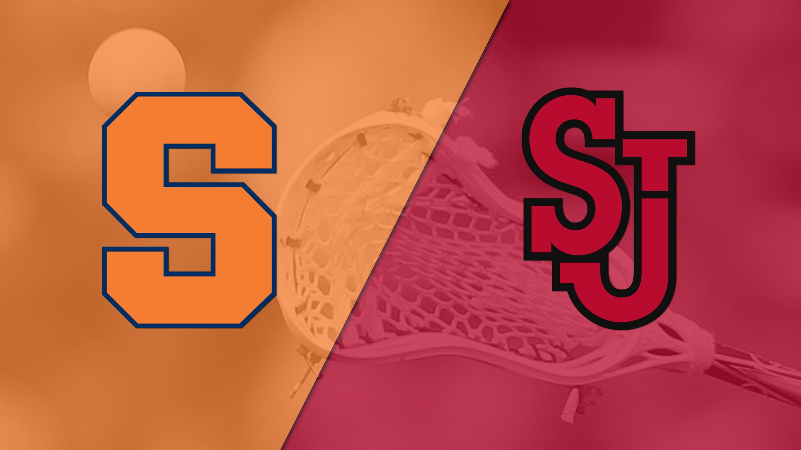 #6 Syracuse vs. St. John's (M Lacrosse)