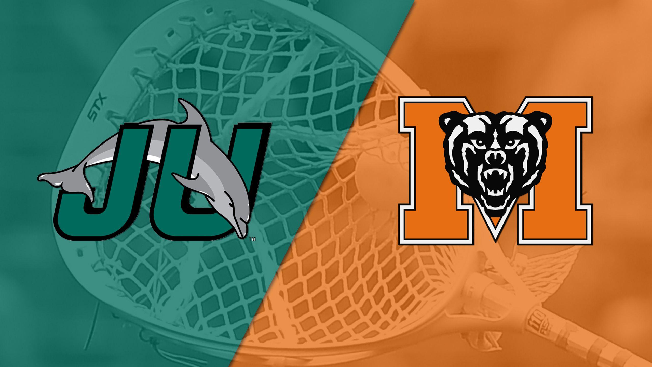 Jacksonville vs. Mercer (M Lacrosse)