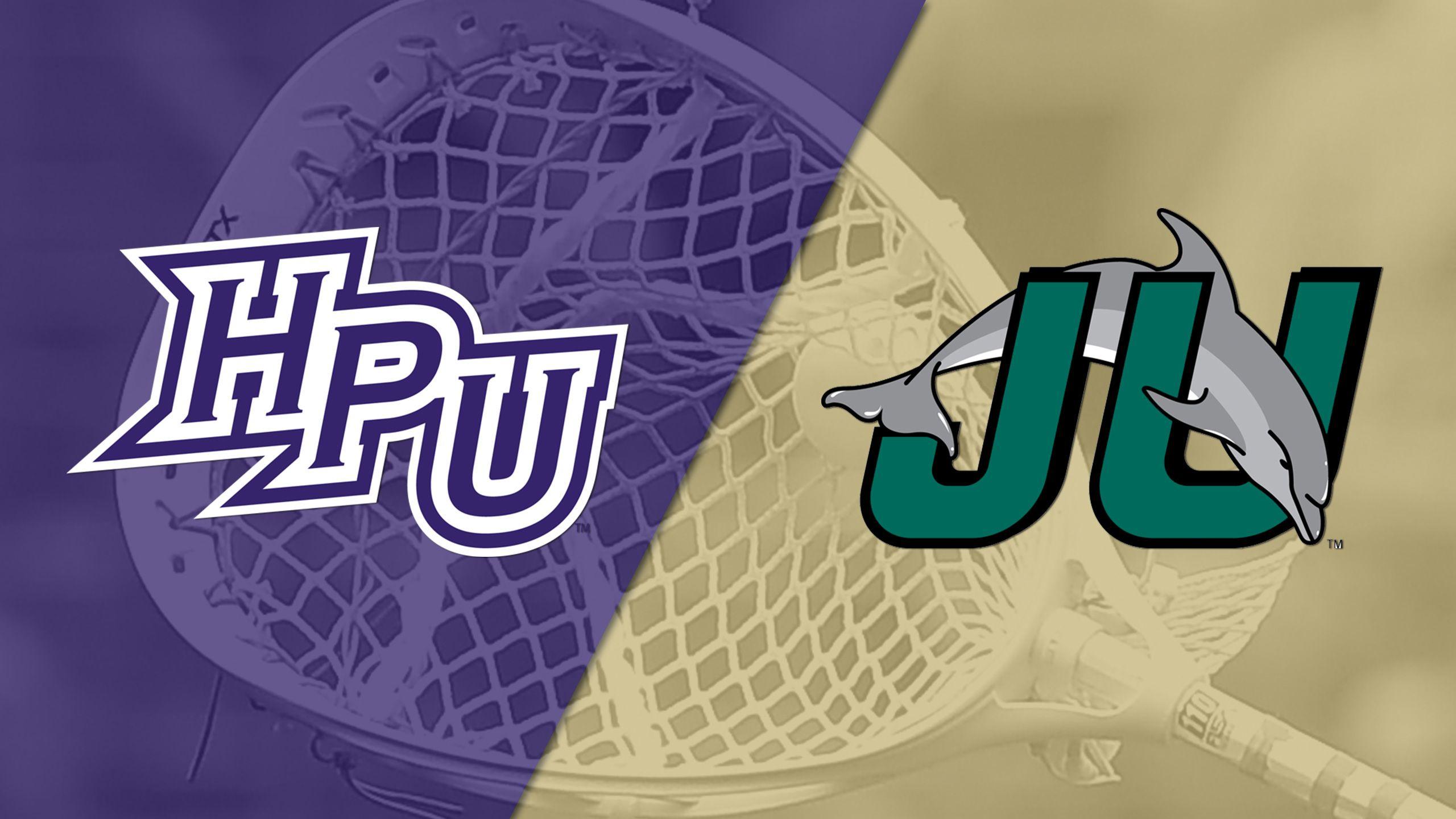 High Point vs. Jacksonville (M Lacrosse)