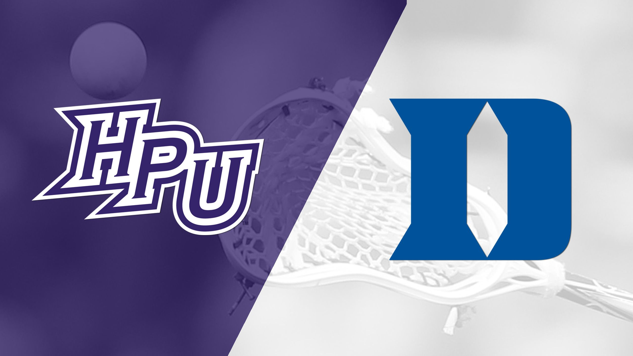 High Point vs. #1 Duke (M Lacrosse)