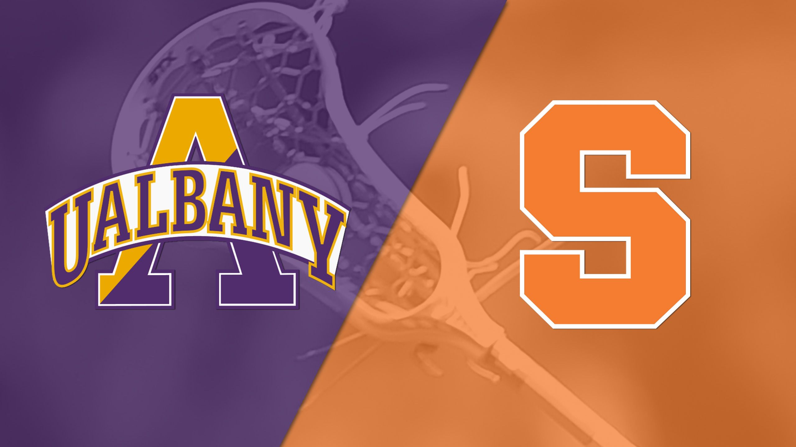 #4 Albany vs. #7 Syracuse (M Lacrosse)