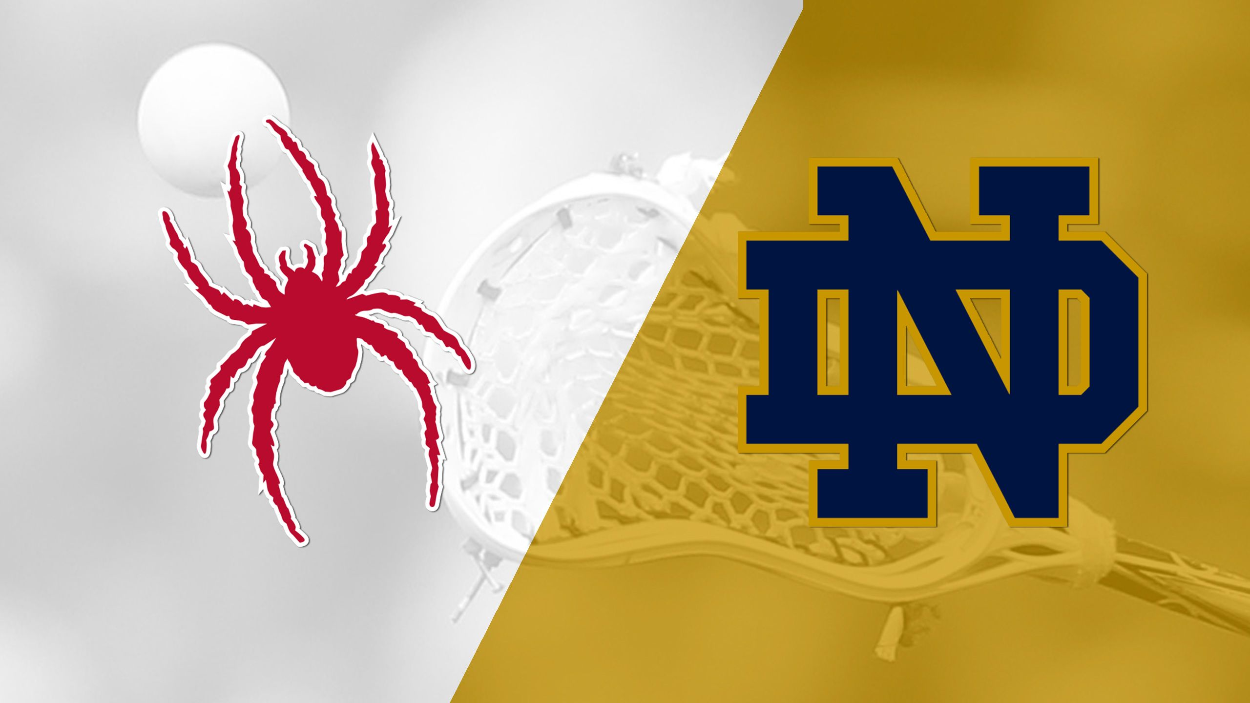 Richmond vs. #8 Notre Dame (M Lacrosse)