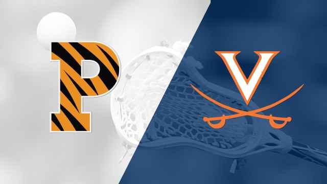 #18 Princeton vs. #6 Virginia (M Lacrosse)