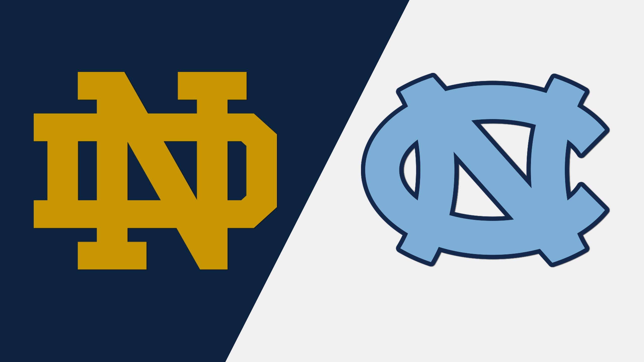 #15 Notre Dame vs. North Carolina (M Lacrosse)