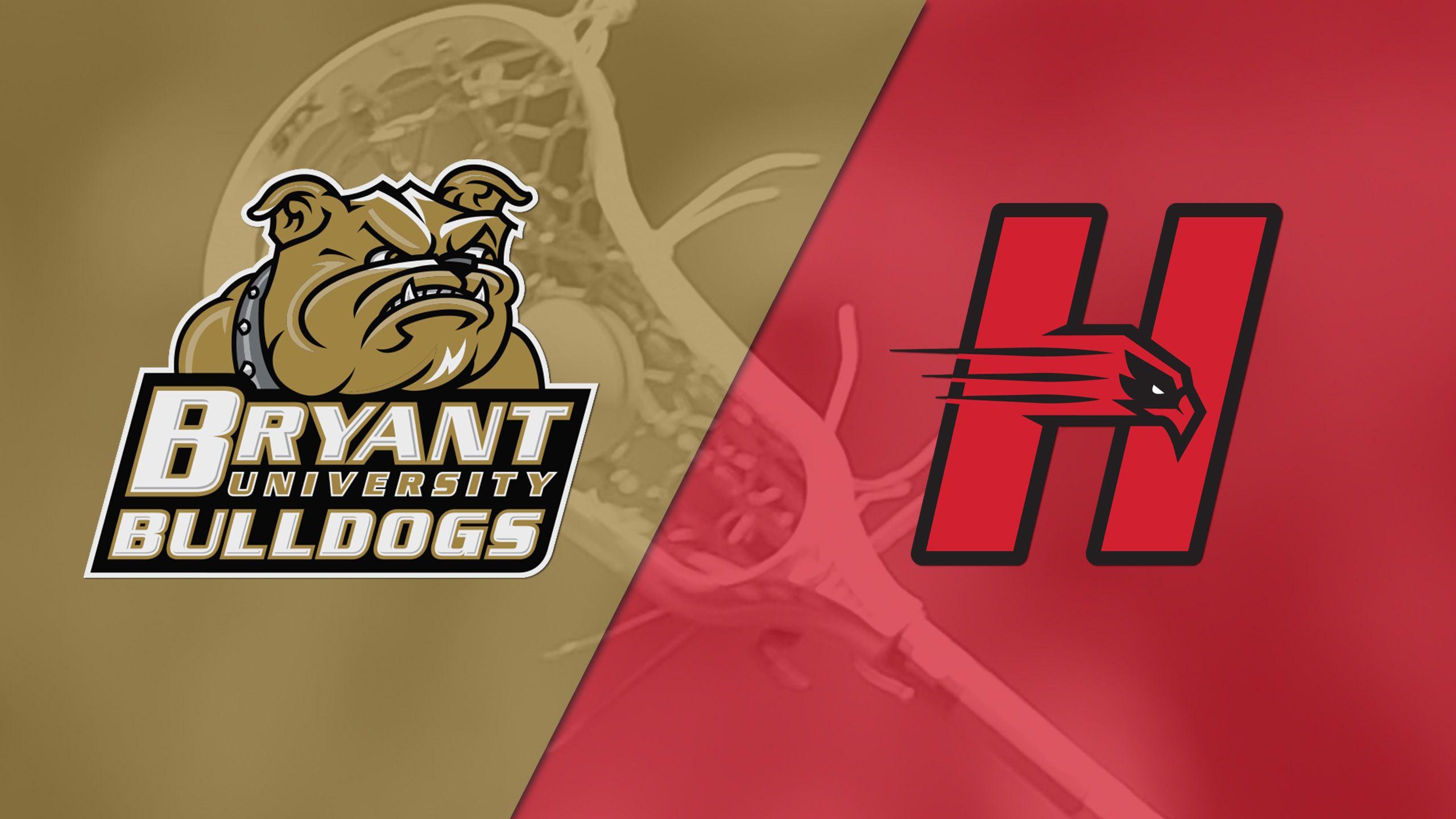 Bryant vs. Hartford (M Lacrosse)