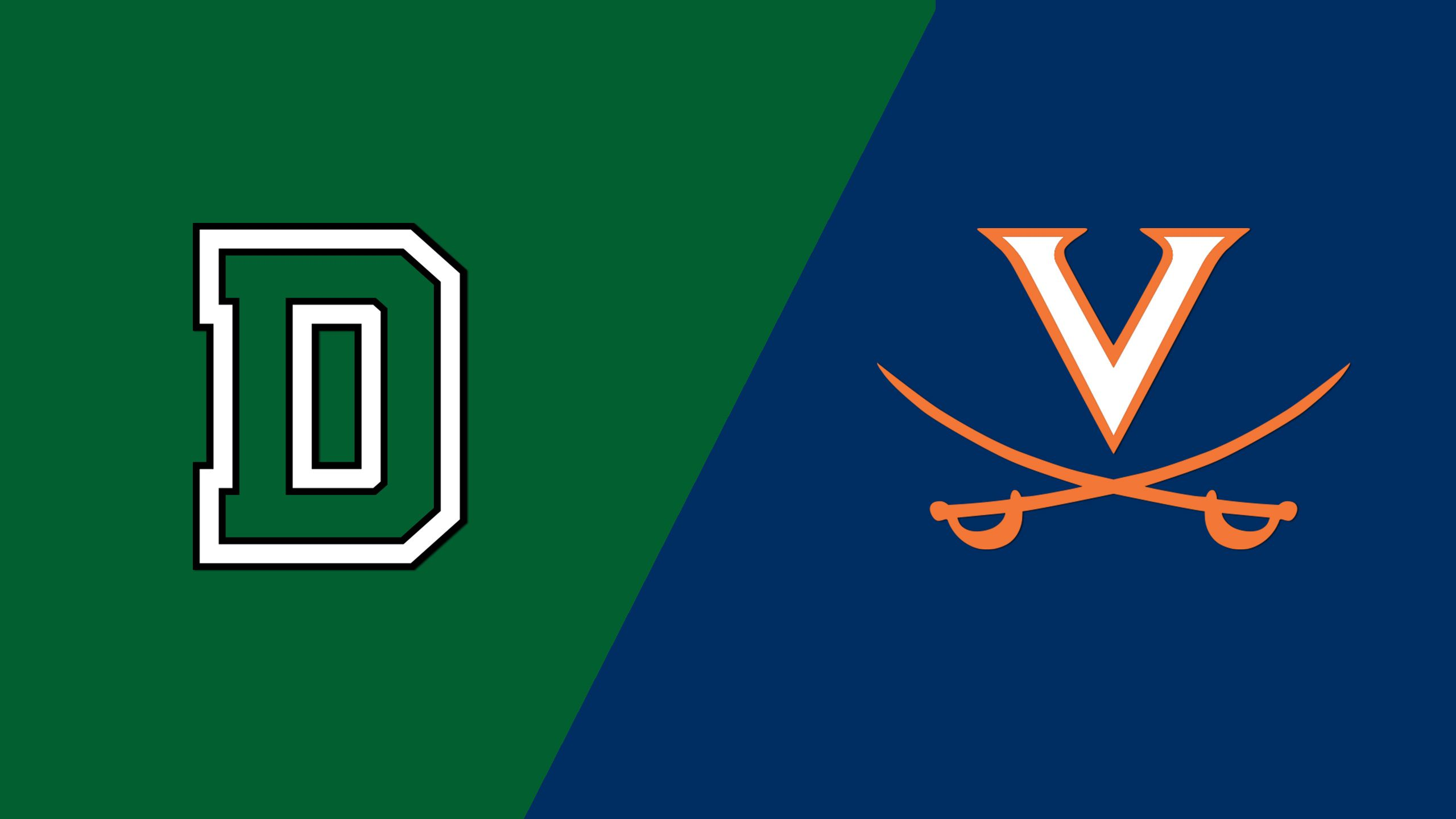 Dartmouth vs. #10 Virginia (M Lacrosse)