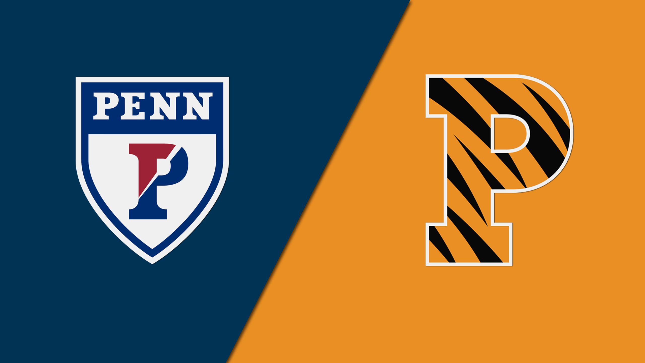 Pennsylvania vs. Princeton (M Lacrosse)