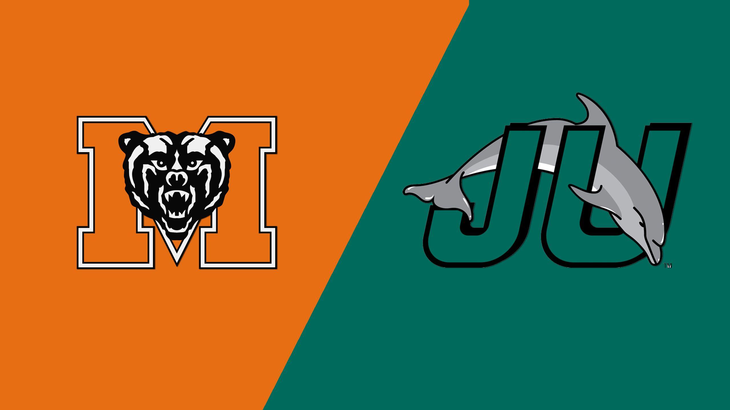Mercer vs. Jacksonville (M Lacrosse)