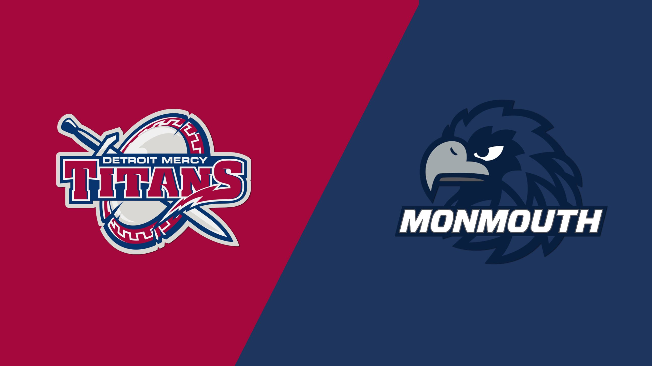 Detroit Mercy vs. Monmouth (M Lacrosse)