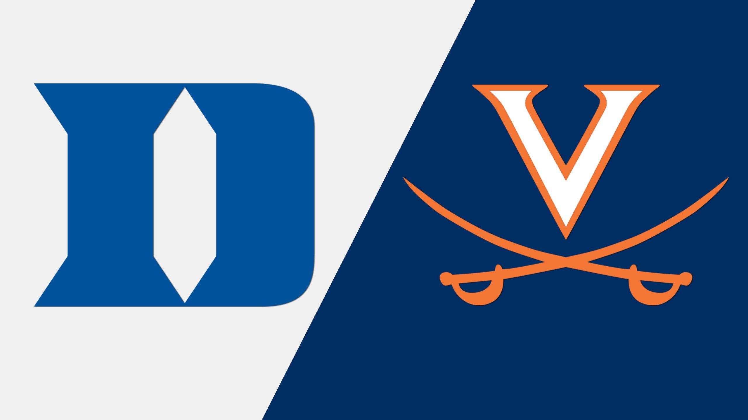 #5 Duke vs. #12 Virginia (M Lacrosse)