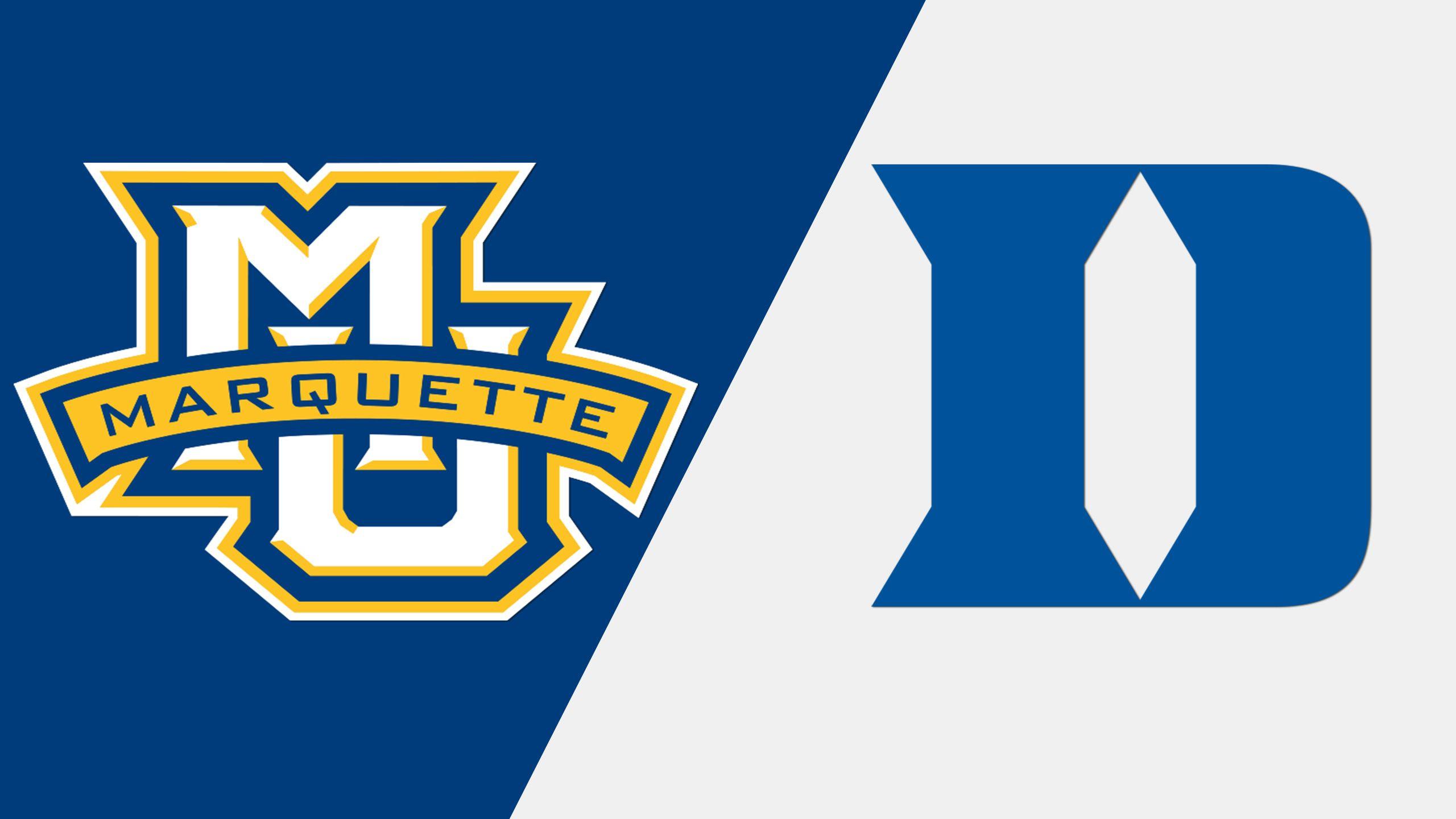 Marquette vs. #3 Duke (M Lacrosse)