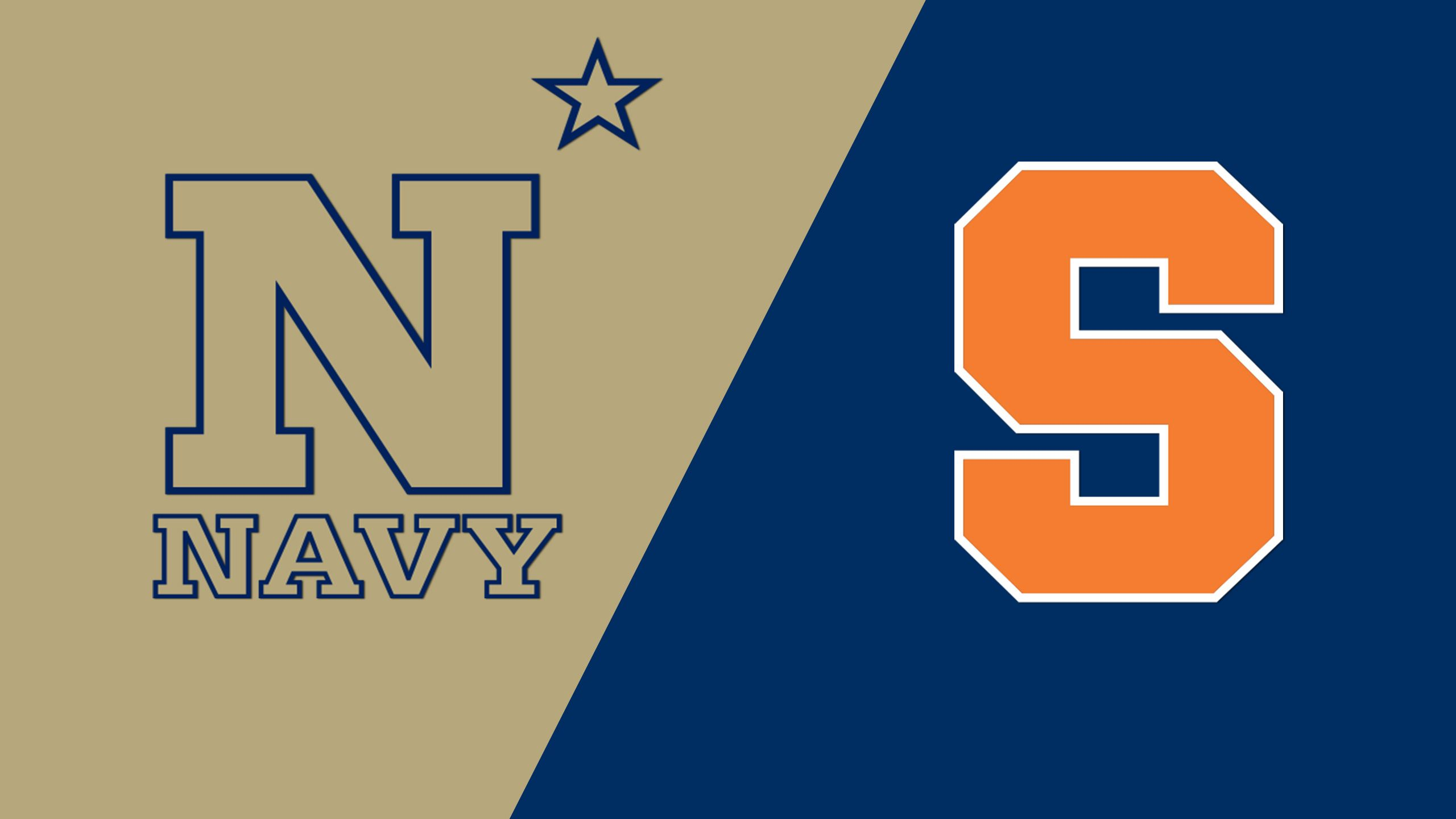 #14 Navy vs. #9 Syracuse (M Lacrosse)