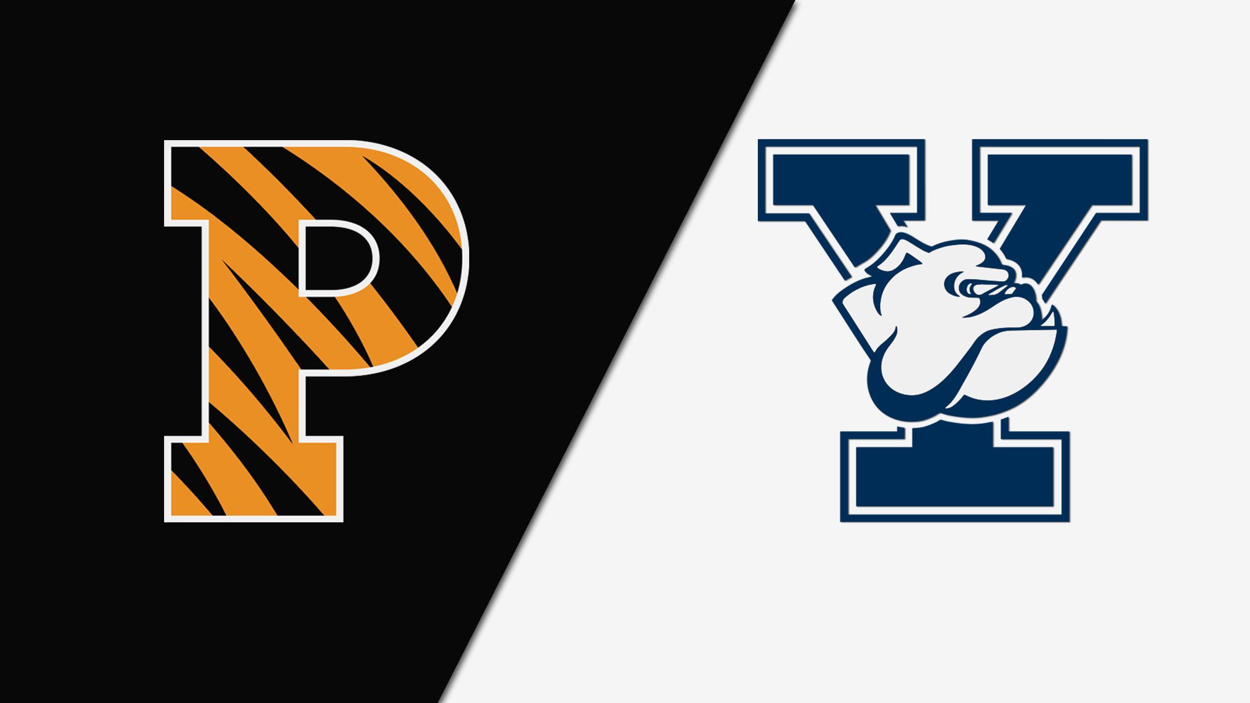 Princeton vs. #6 Yale (M Lacrosse)