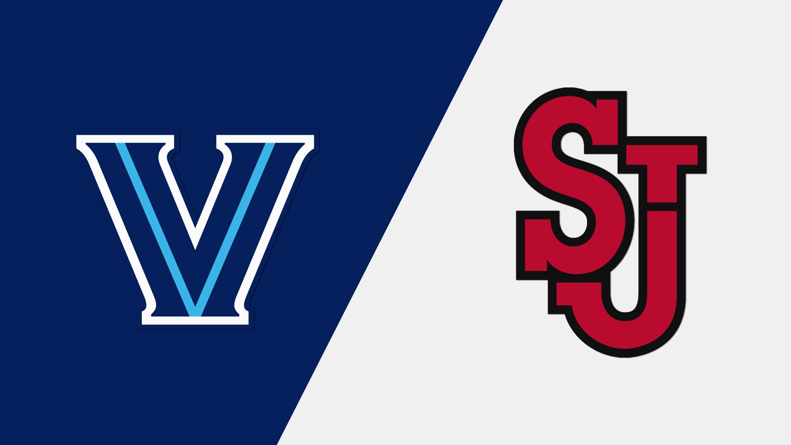 #16 Villanova vs. St. John's (M Lacrosse)