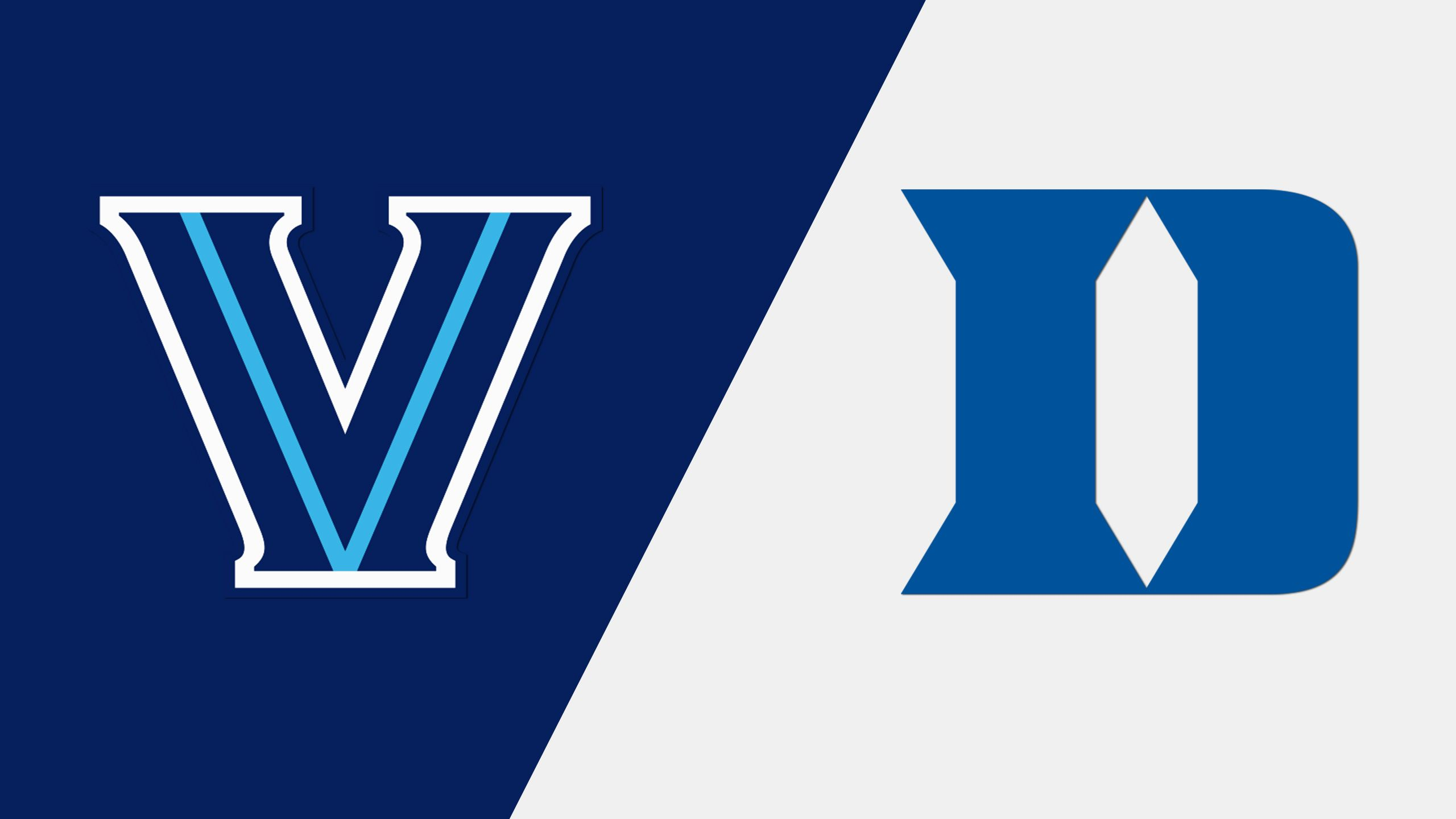 Villanova vs. #4 Duke (First Round) (NCAA Men's Lacrosse Championship)