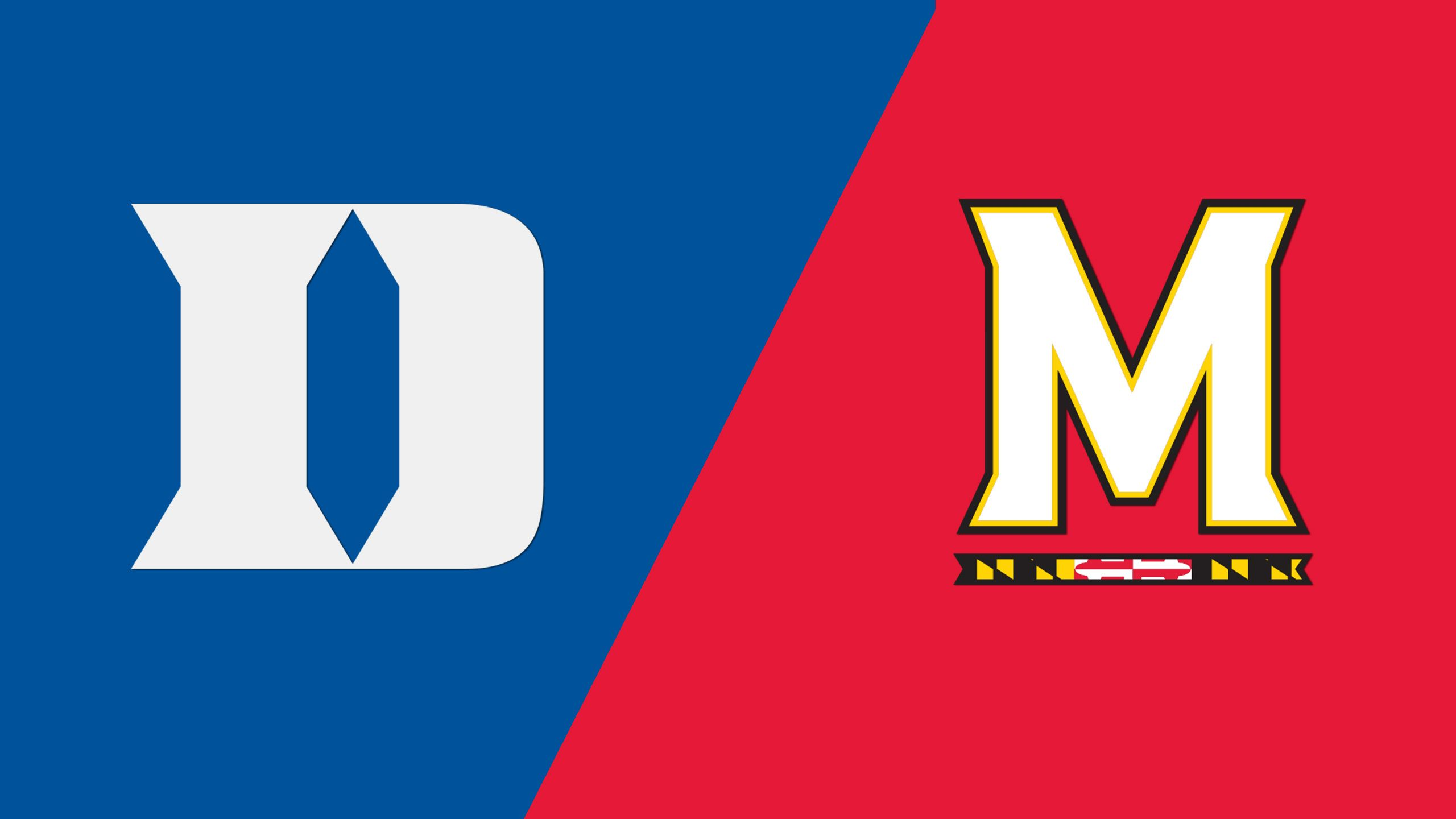 #4 Duke vs. #1 Maryland (Semifinal #2) (NCAA Men's Lacrosse Championship) (re-air)