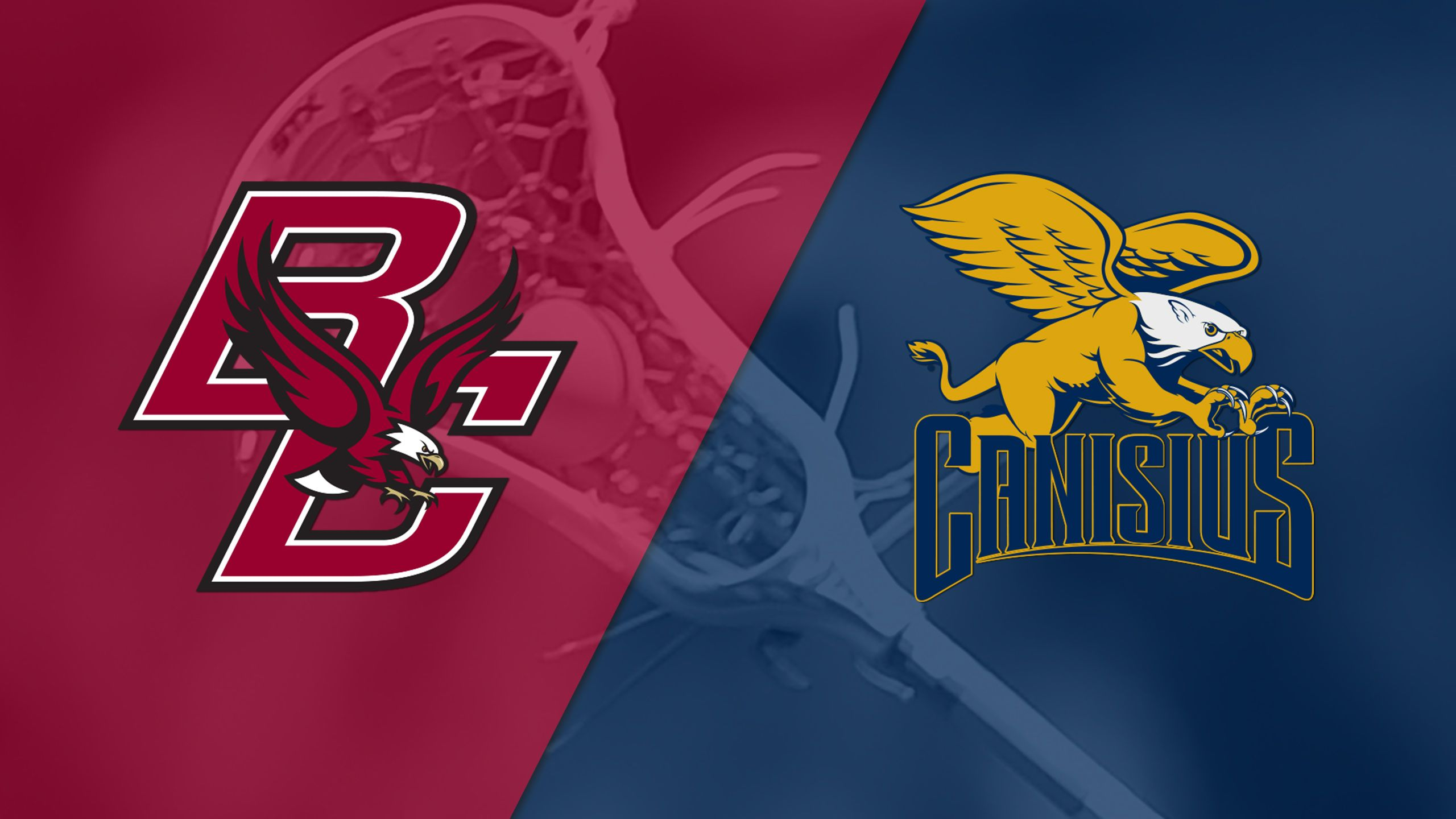Boston College vs. Canisius (First Round) (NCAA Women's Lacrosse Championship)