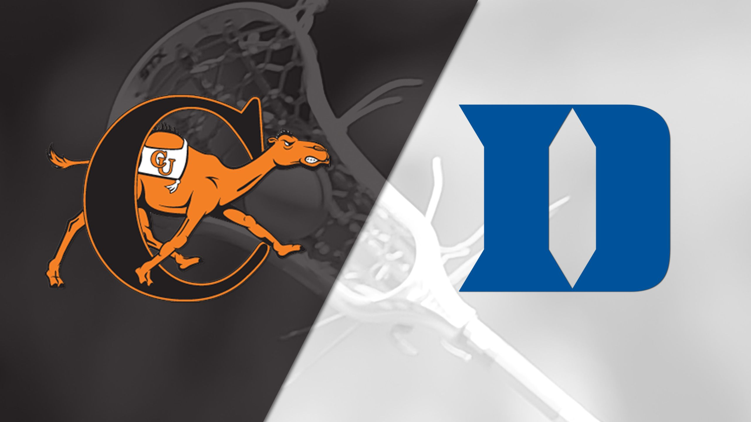 Campbell vs. #18 Duke (W Lacrosse)