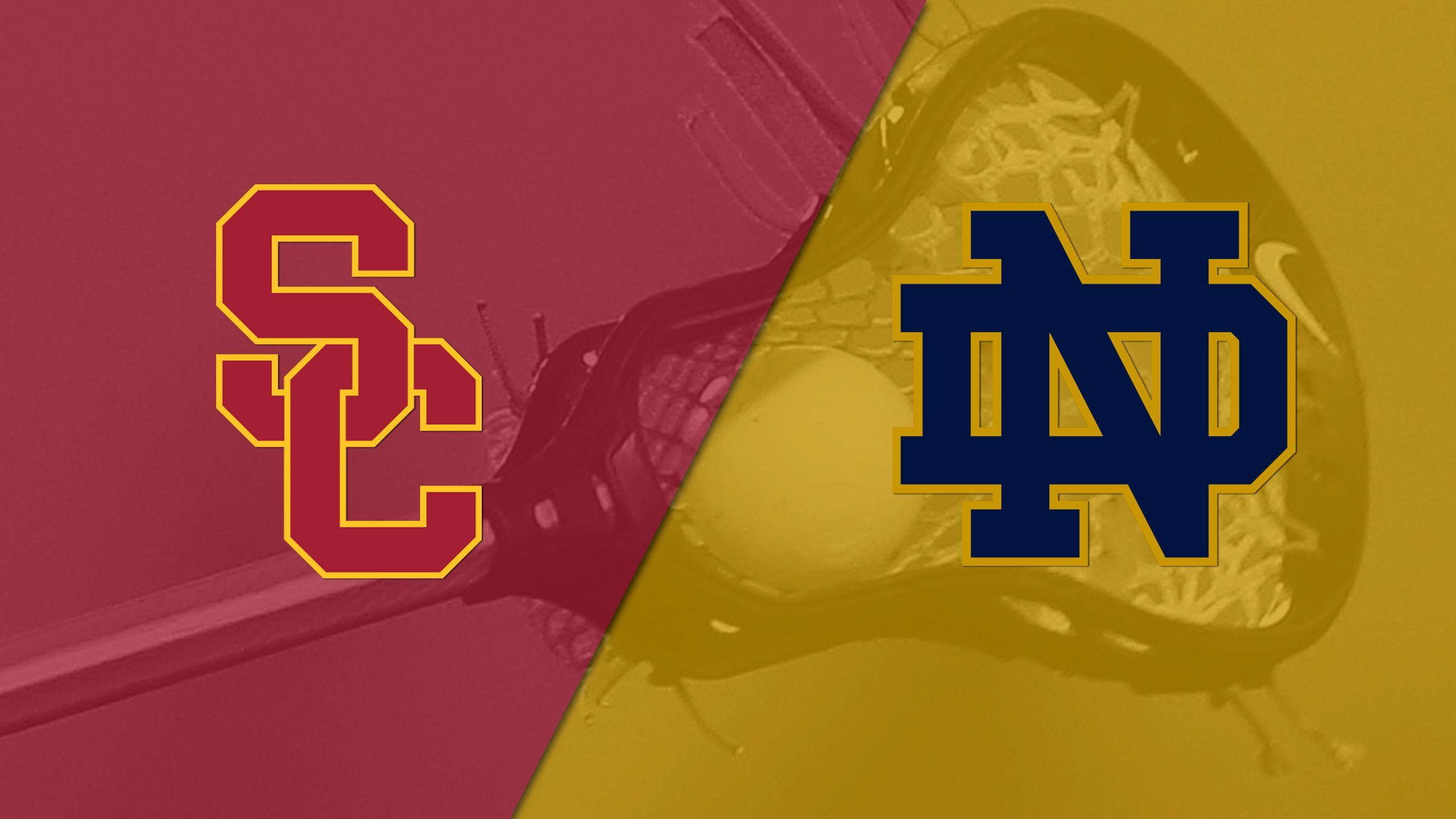 #7 USC vs. #17 Notre Dame (W Lacrosse)