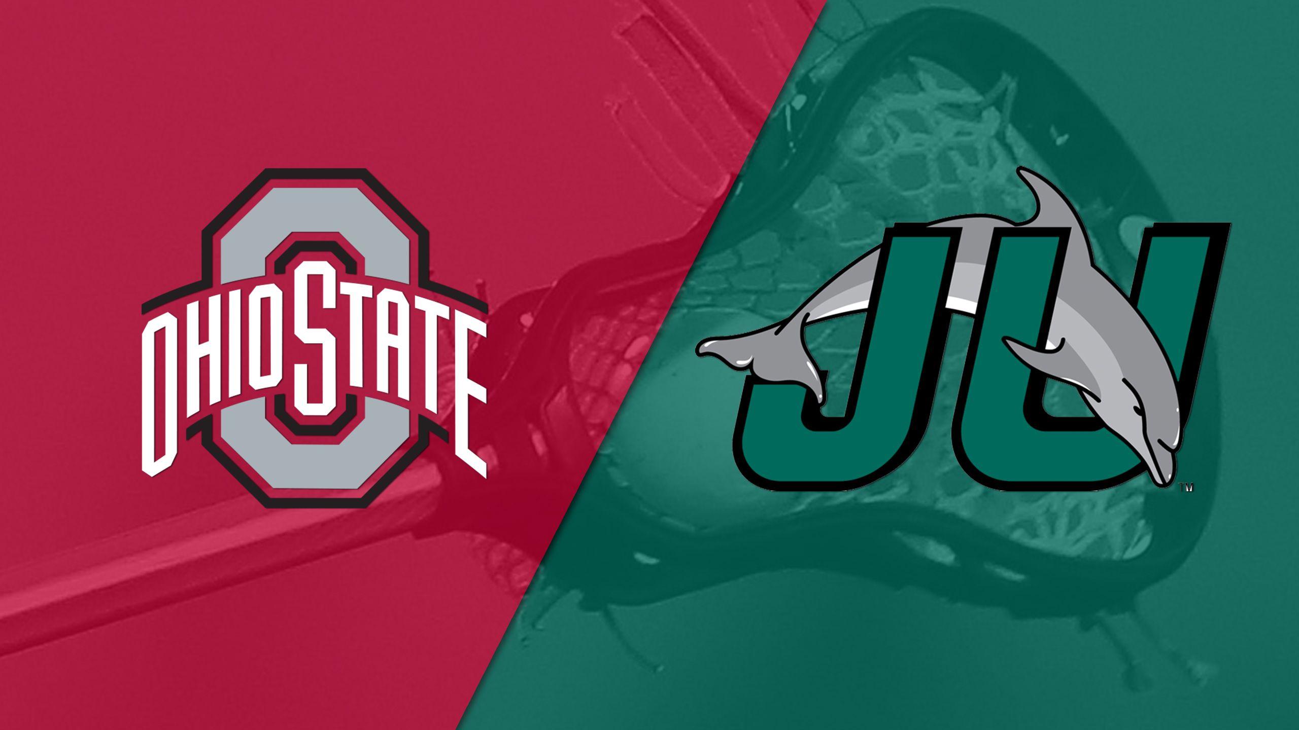 Ohio State vs. Jacksonville (W Lacrosse)