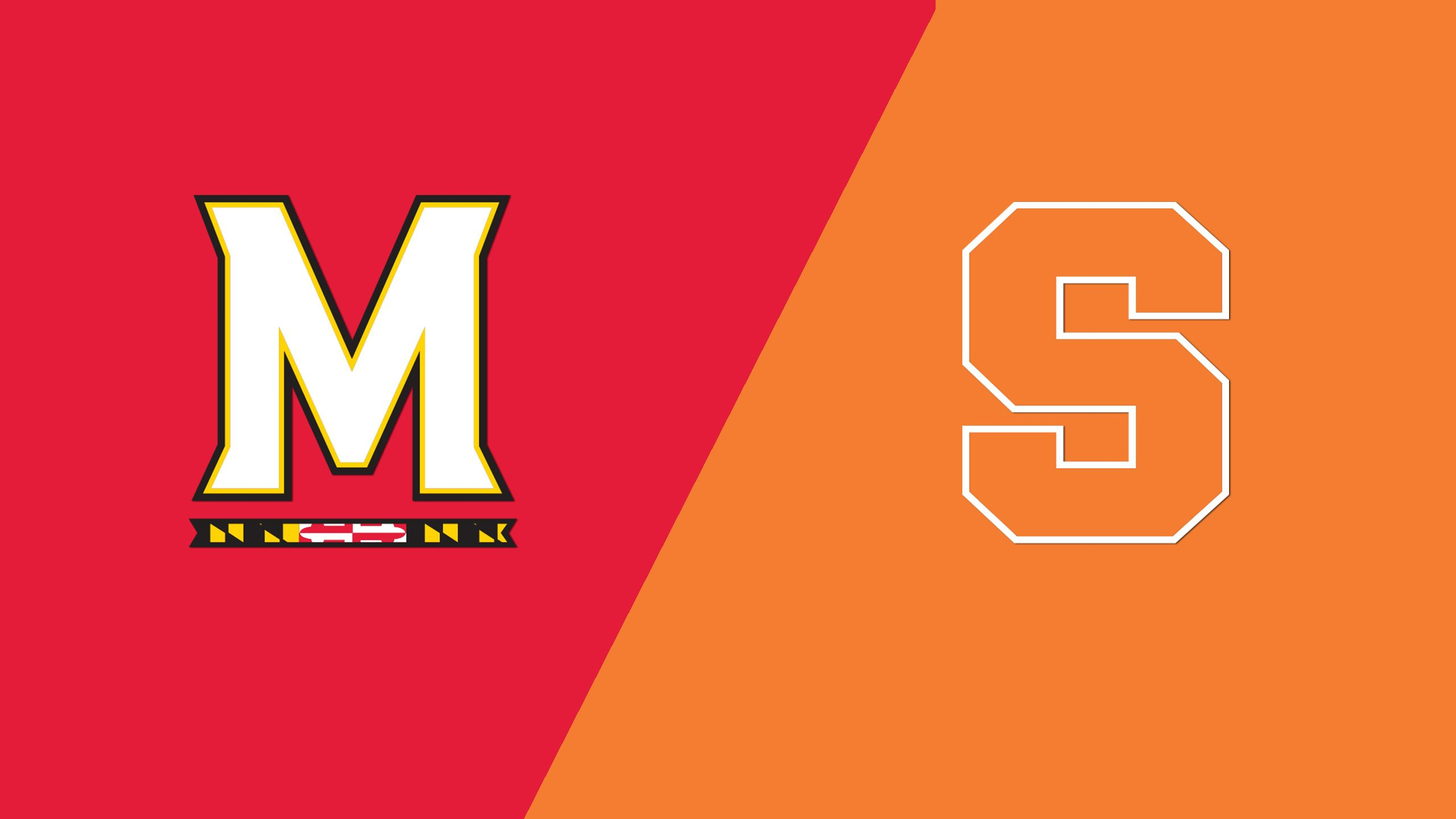 #5 Maryland vs. #8 Syracuse (W Lacrosse)