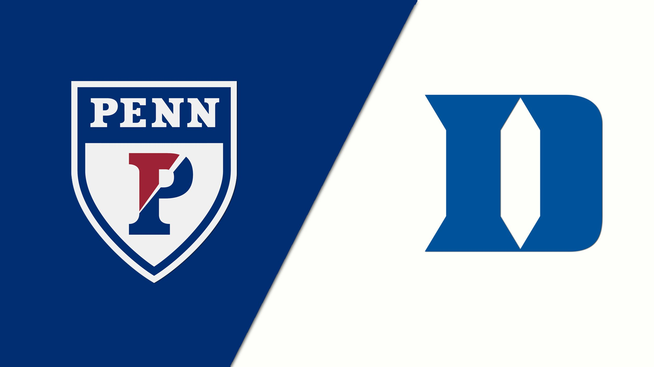 Pennsylvania vs. Duke (W Lacrosse)