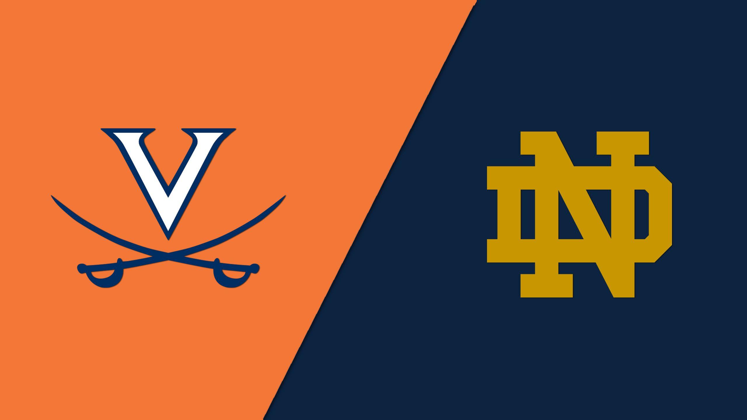 Virginia vs. Notre Dame (W Lacrosse)