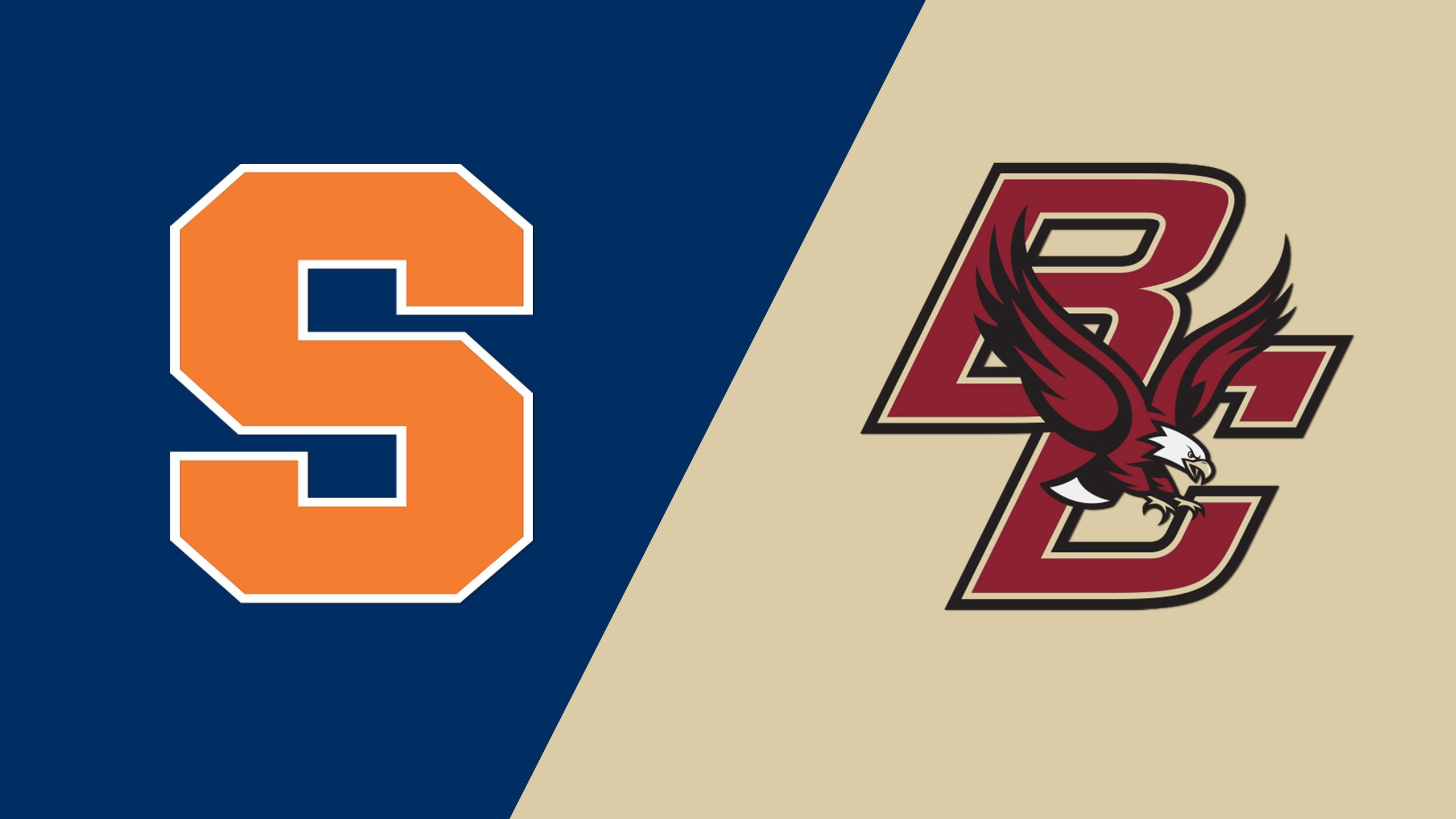 #19 Syracuse vs. #2 Boston College (W Lacrosse)